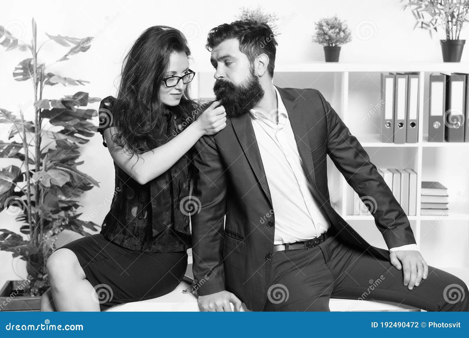 baas flirten