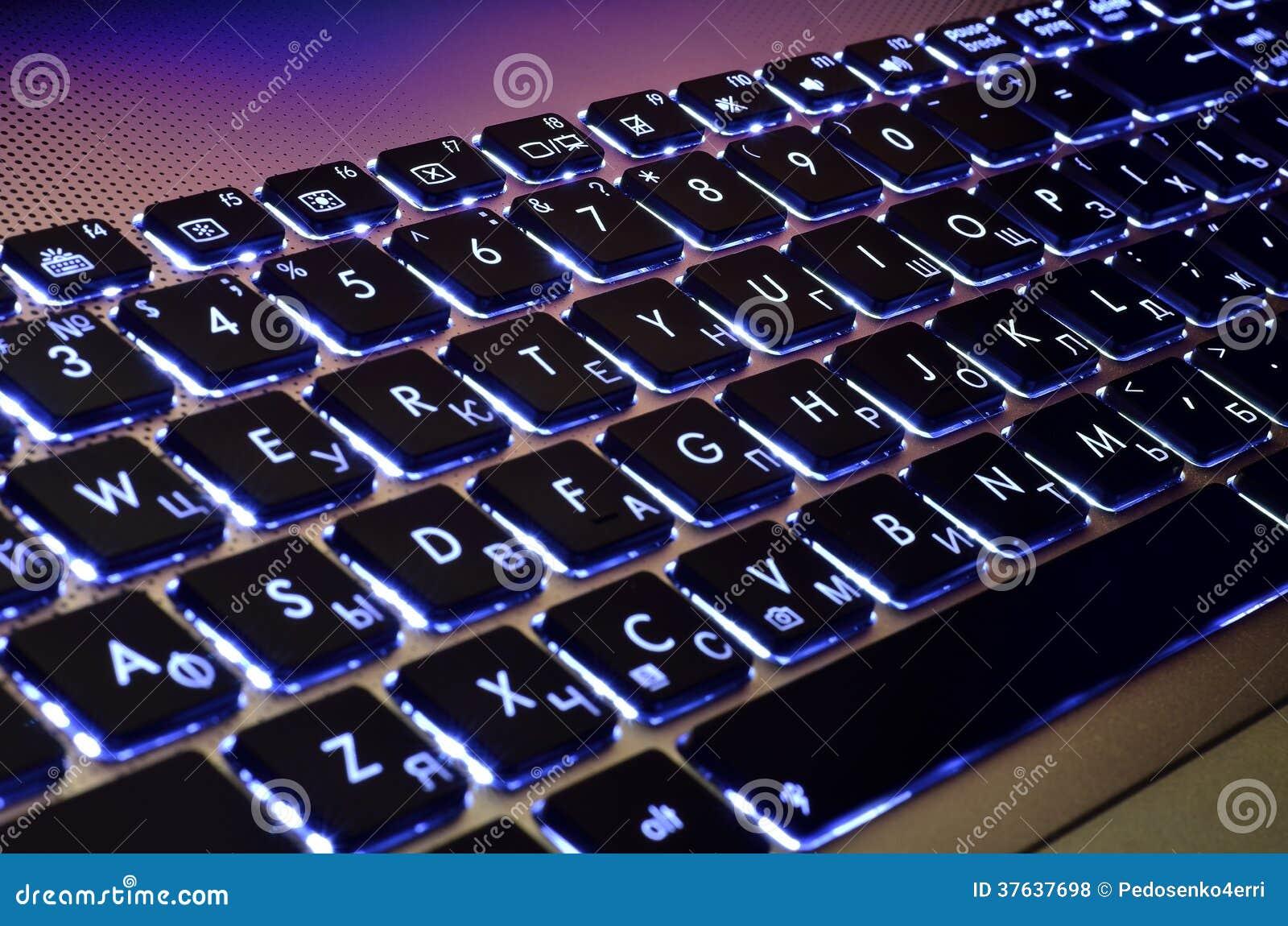 Verlicht toetsenbord royalty vrije stock foto 39 s beeld 37637698 - Verlicht camif ...