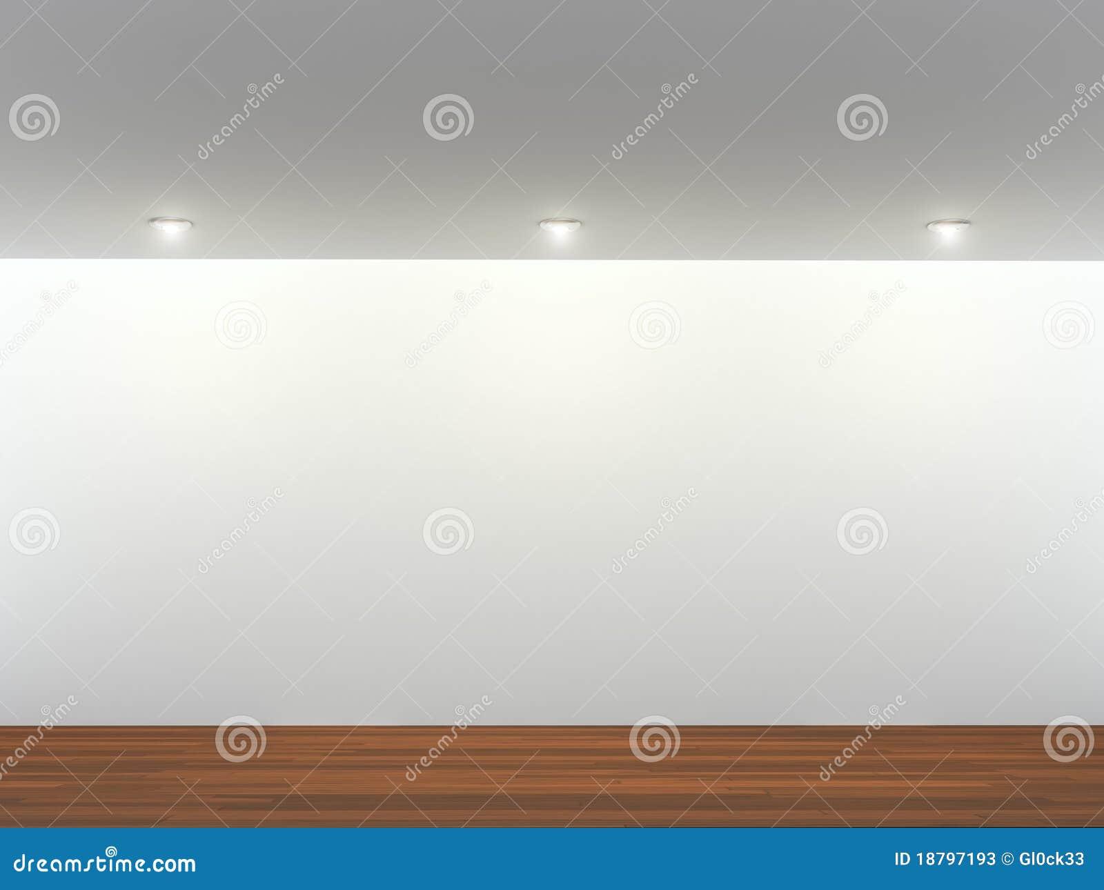 Verlichte grijze muur stock foto 39 s beeld 18797193 for Grijze muur