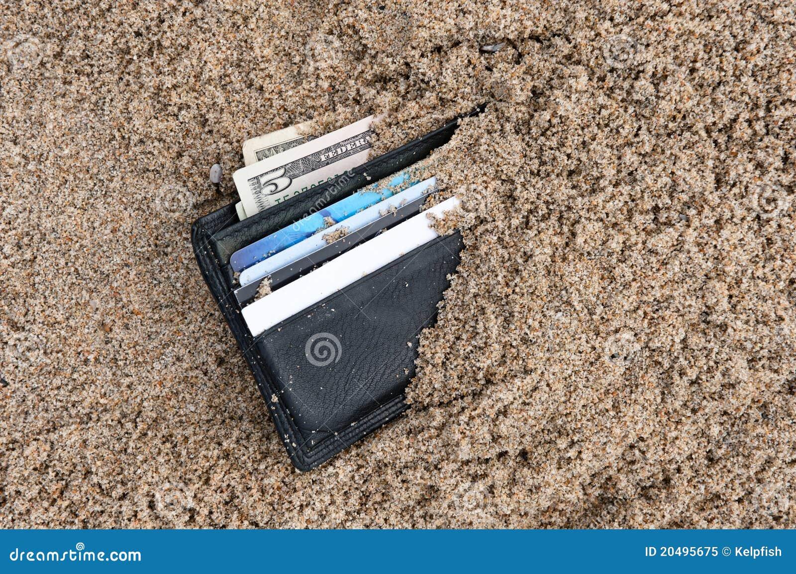 Verloren portefeuille