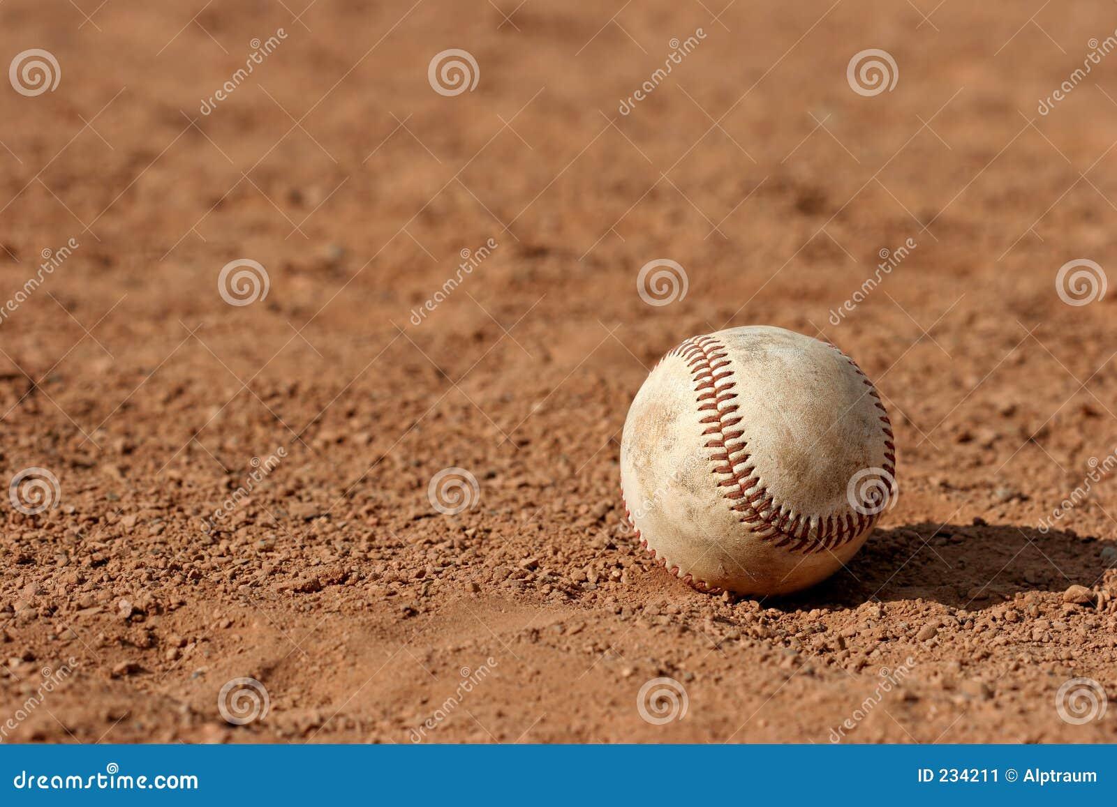 Verlorener Baseball