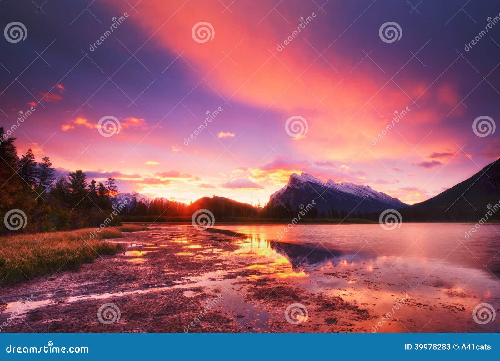 Vermilion jeziora