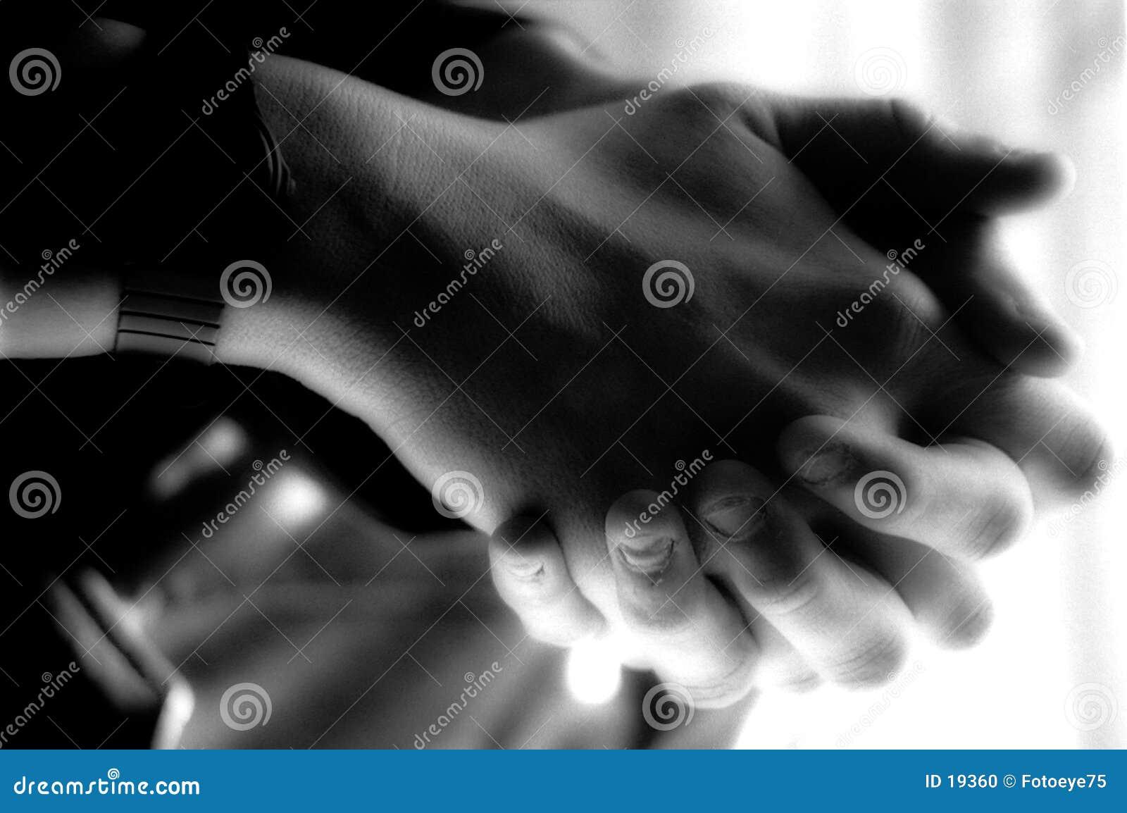 Vermoeide handen