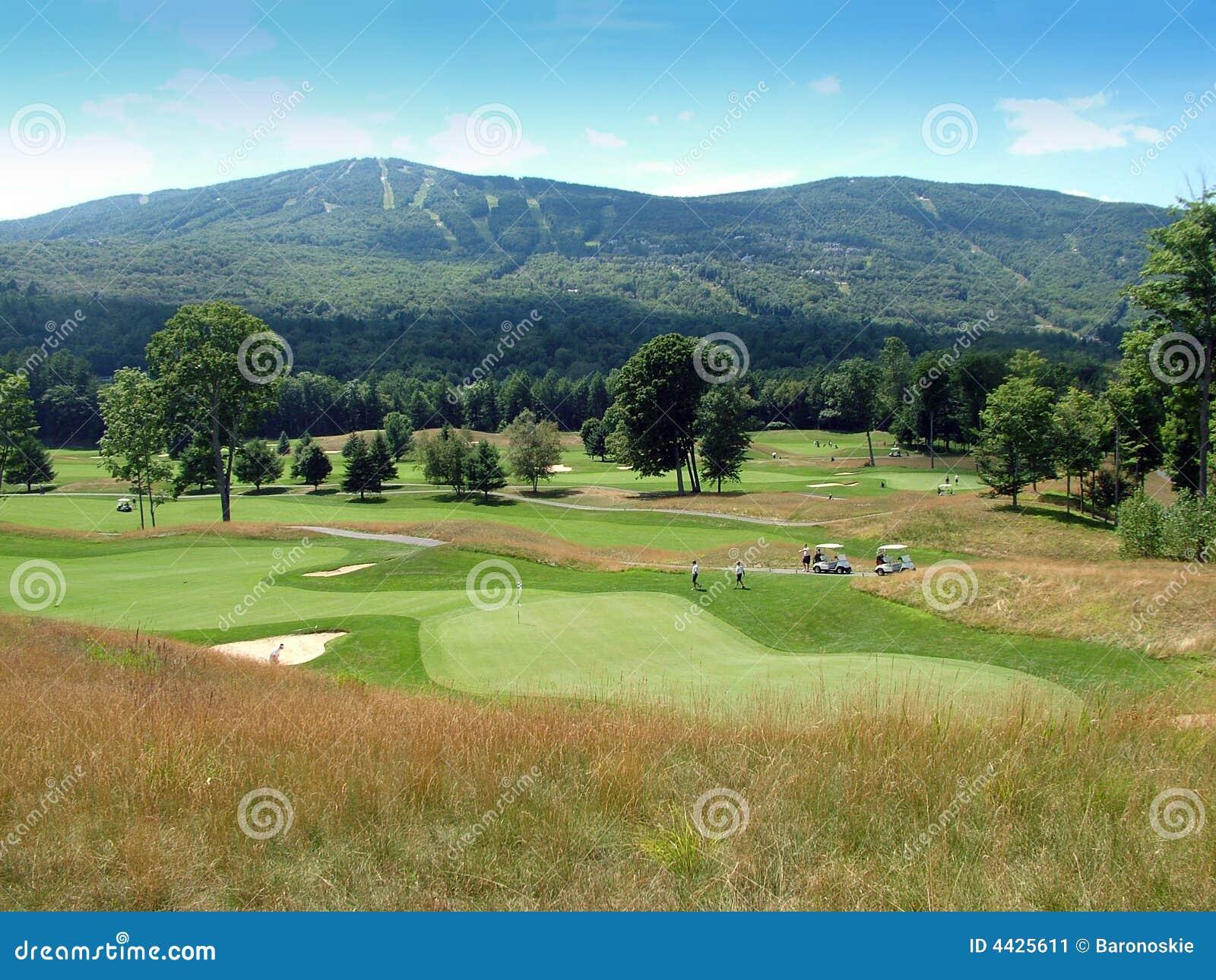 Vermont kurs golfa,