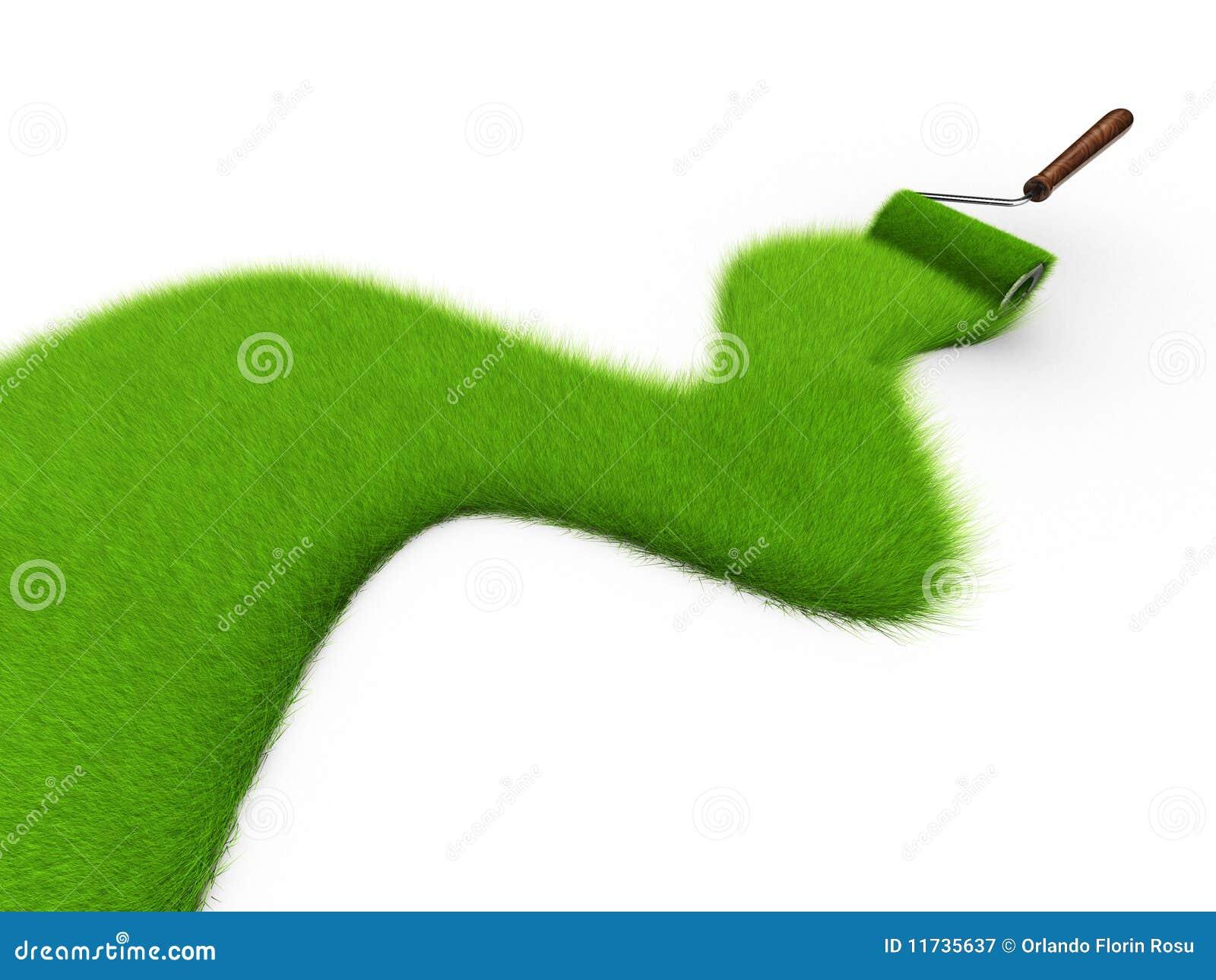 Vernice dell erba