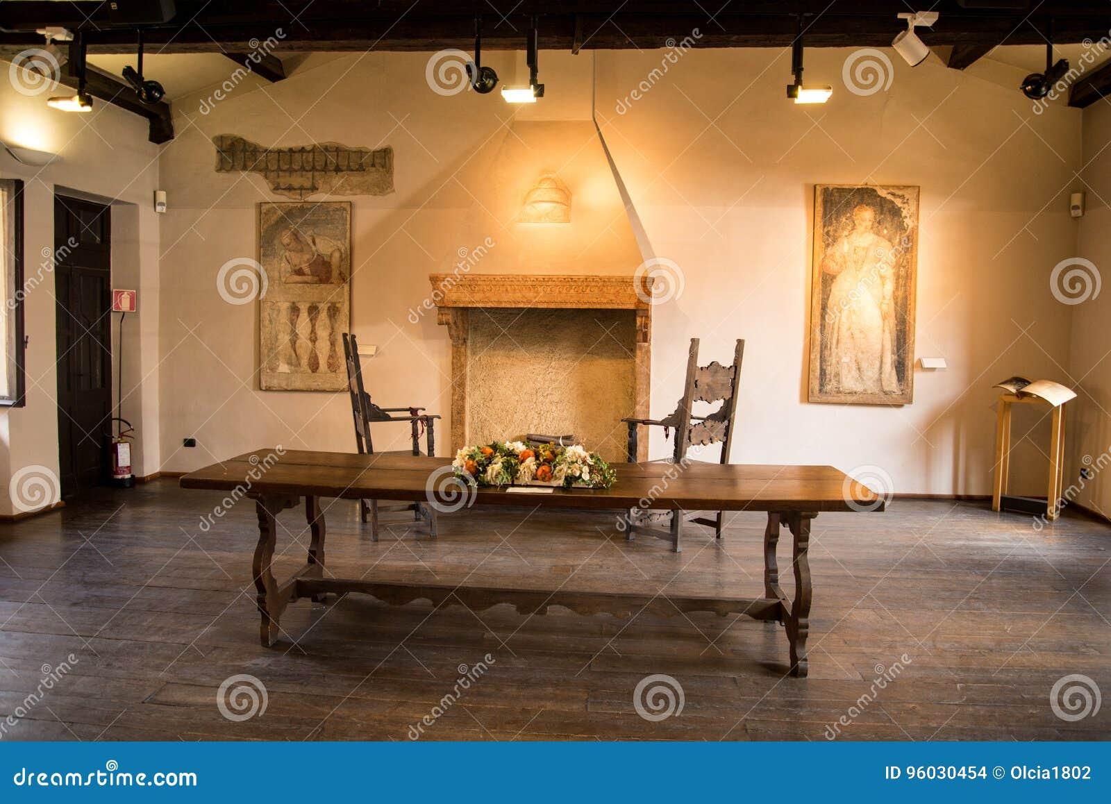 Verona dom Juliet