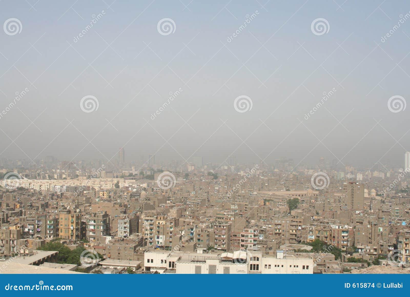 Verontreinigde Stad