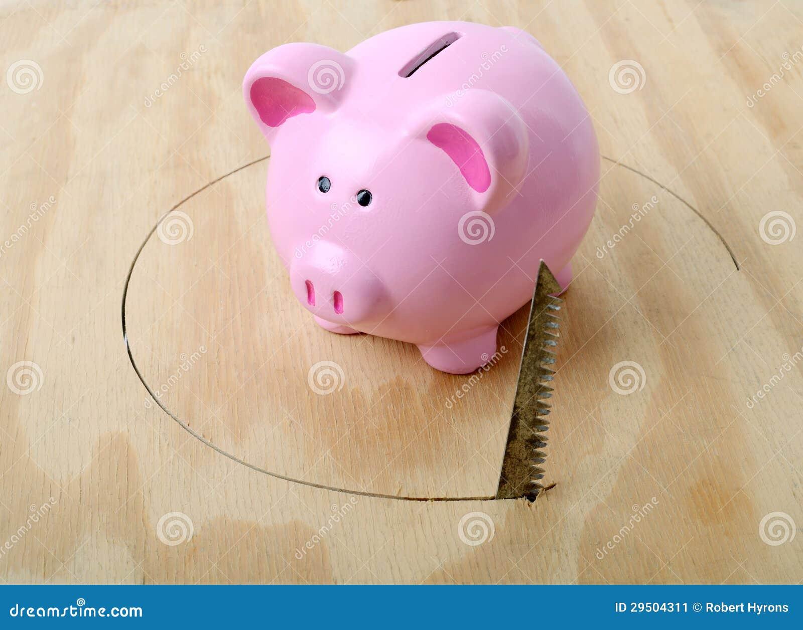 Verontruste Financiën