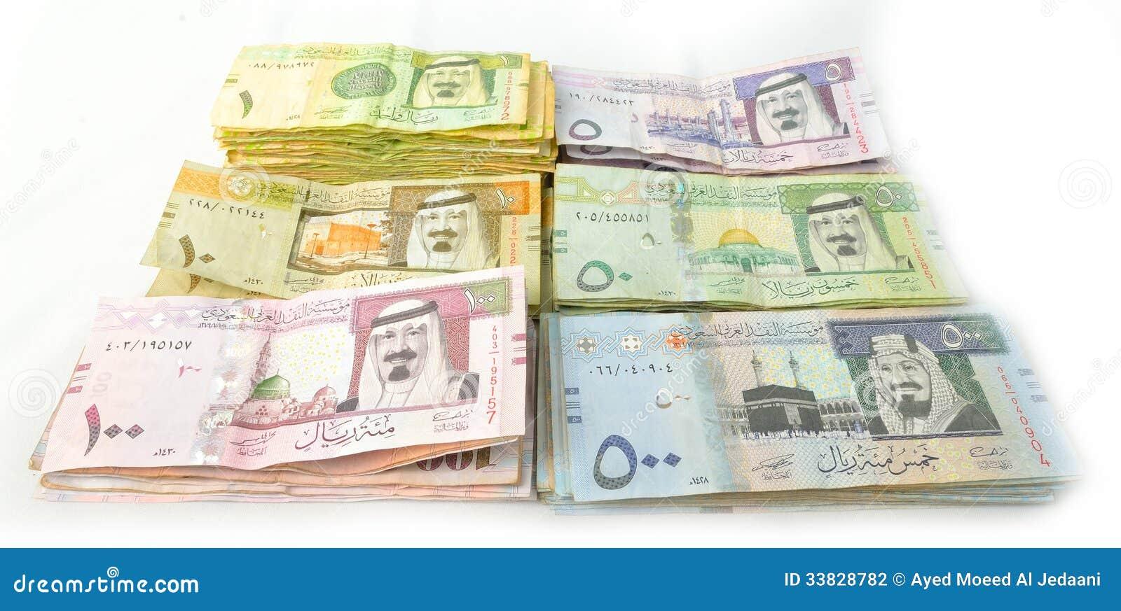 saudi arabien valuta