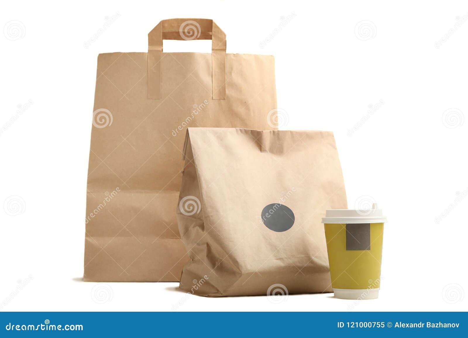 Verpackung von Mahlzeiten