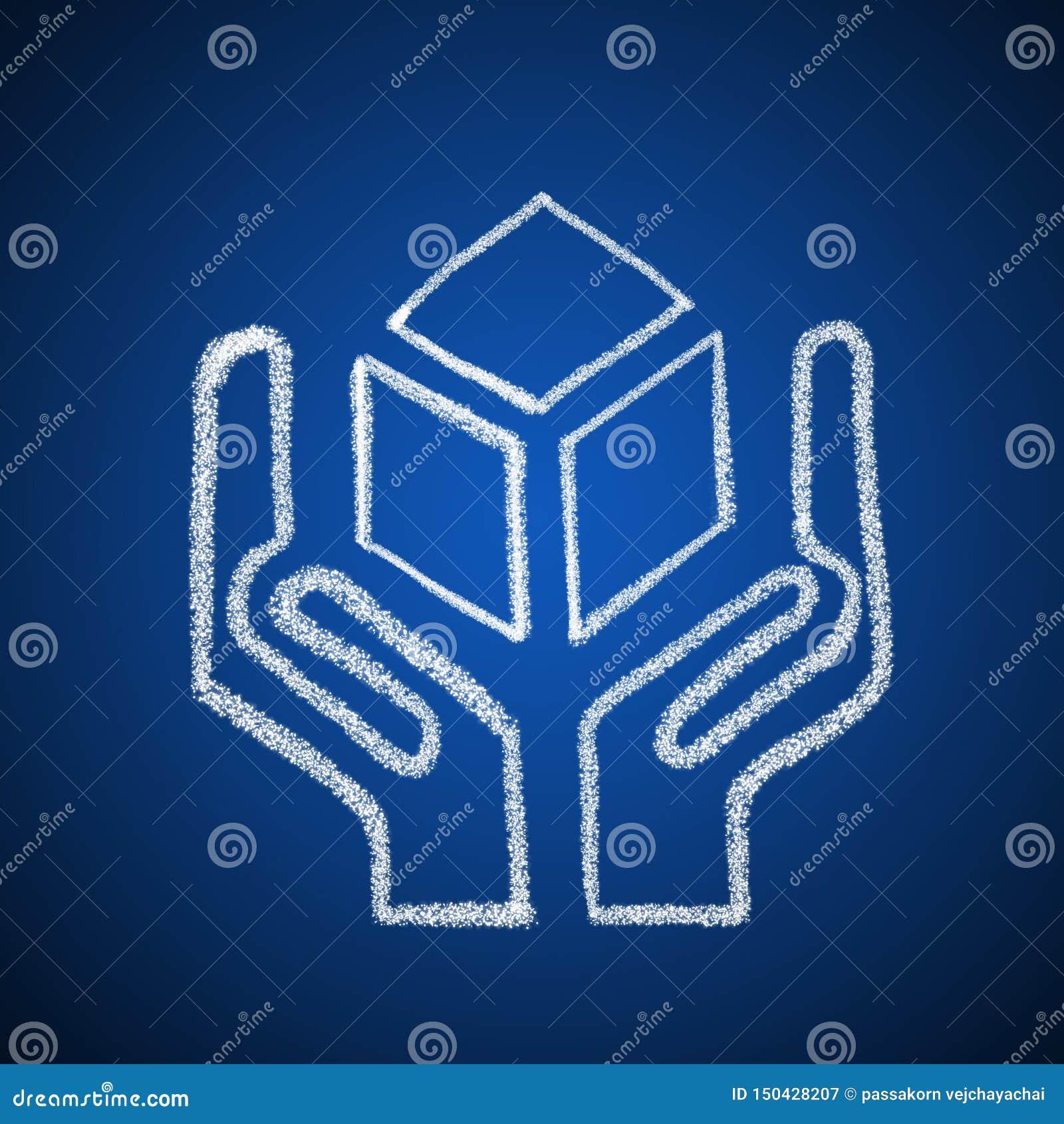 Verpakkende symbolen