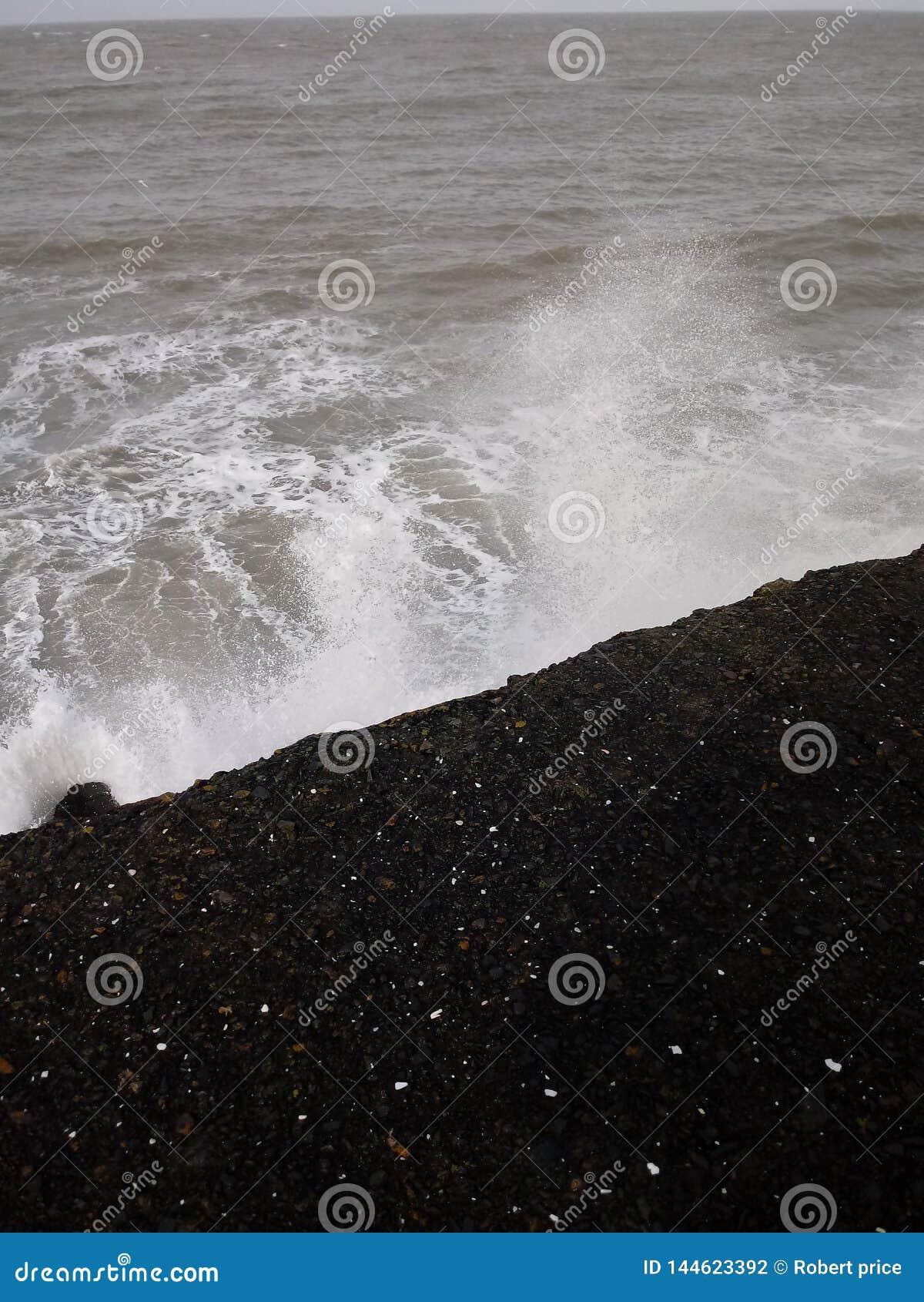 Verpletterende golven