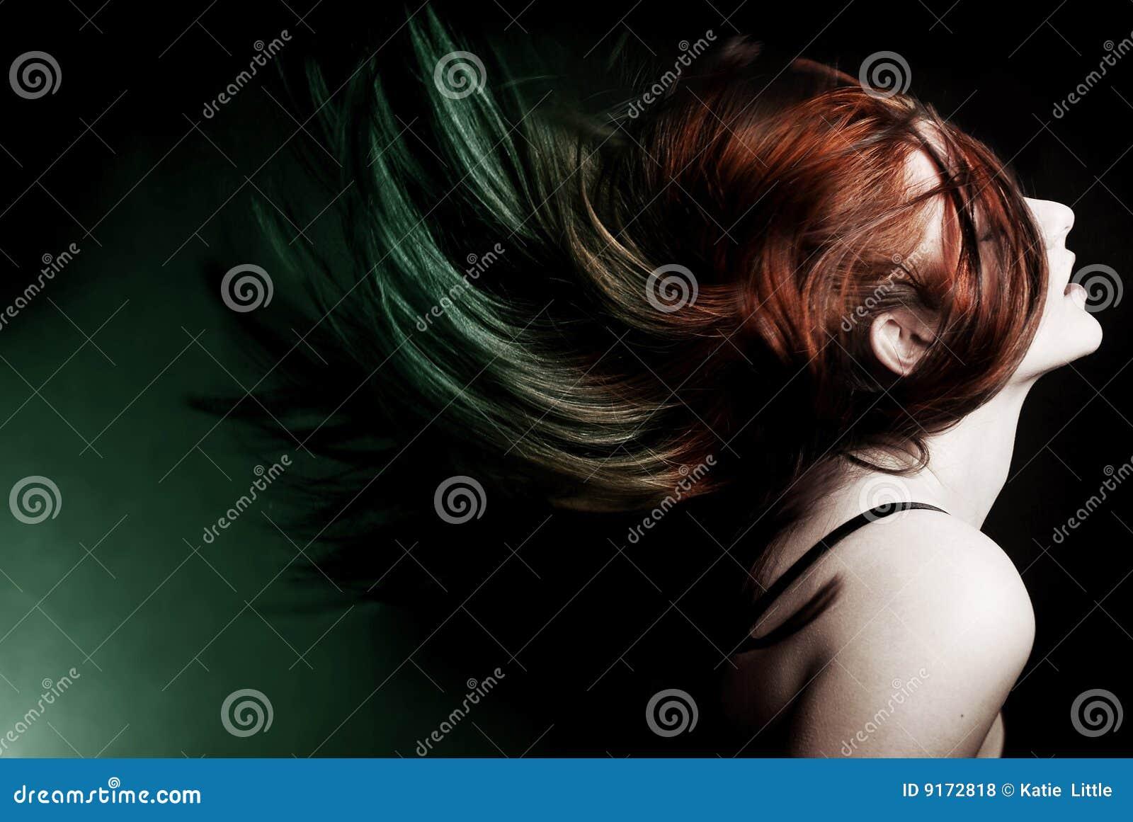 Verrücktes Haar