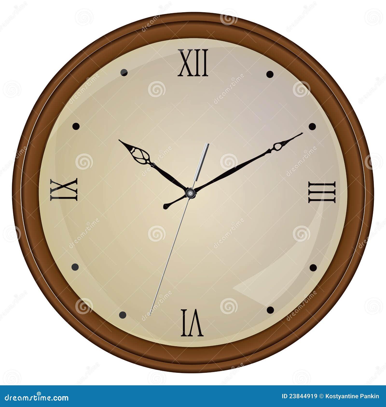 verre de montre illustration stock illustration du cadran 23844919. Black Bedroom Furniture Sets. Home Design Ideas