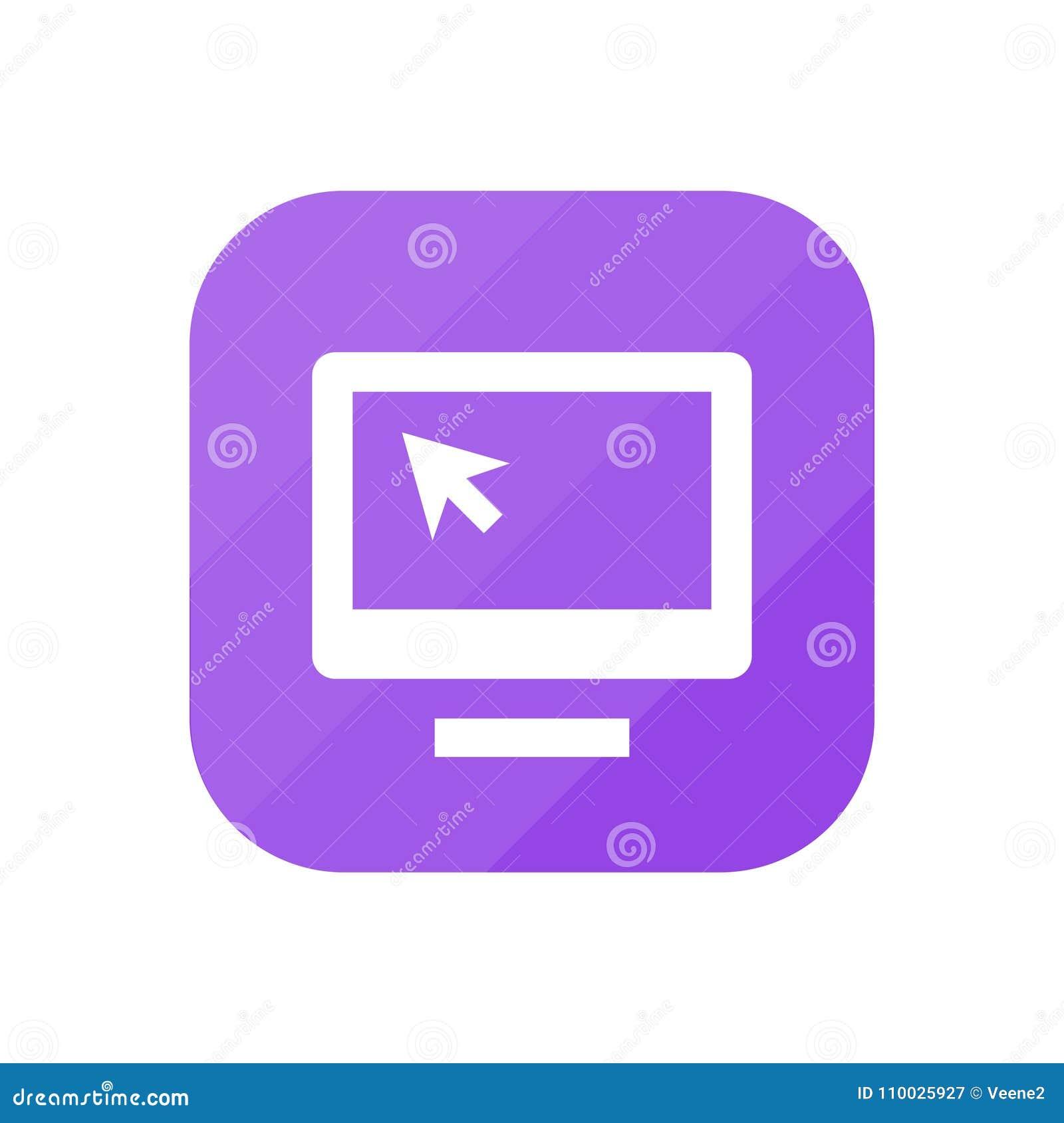 Verre Desktop - App Pictogram