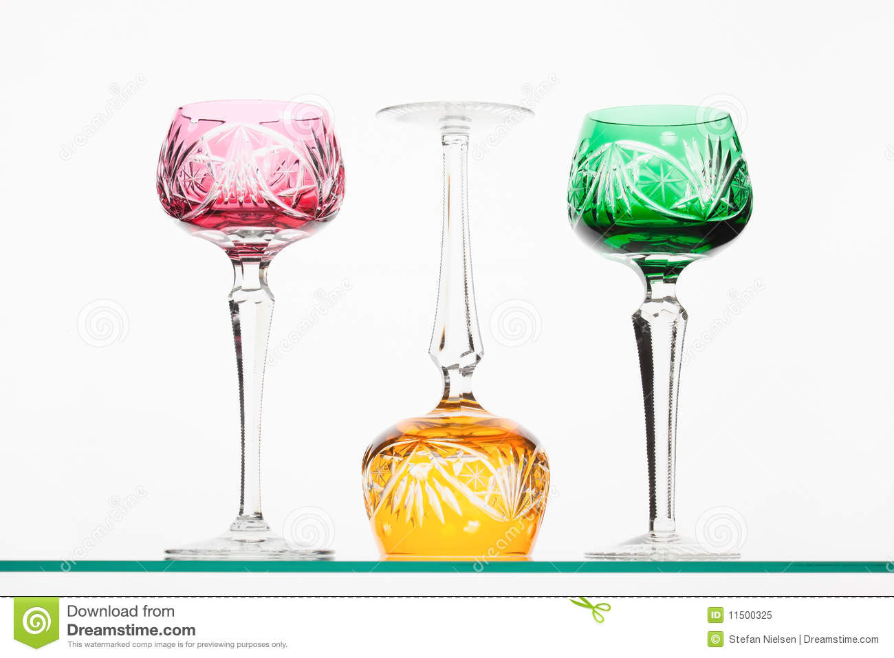 verres 224 vin color 233 s photo libre de droits image 11500325