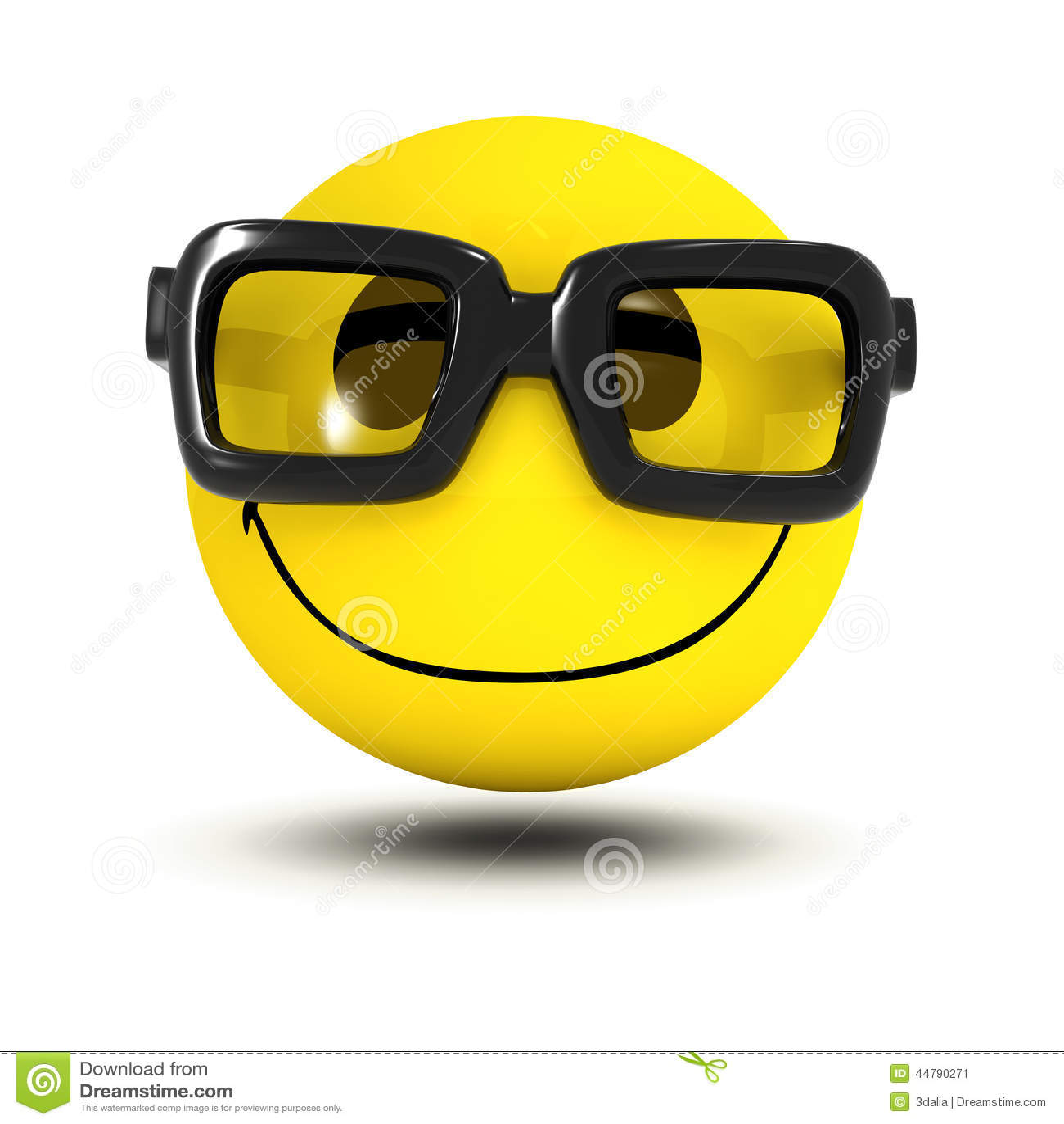 Verres Du Smiley 3d Illustration Stock Image 44790271 : verres du smiley d 44790271 from fr.dreamstime.com size 1300 x 1390 jpeg 95kB