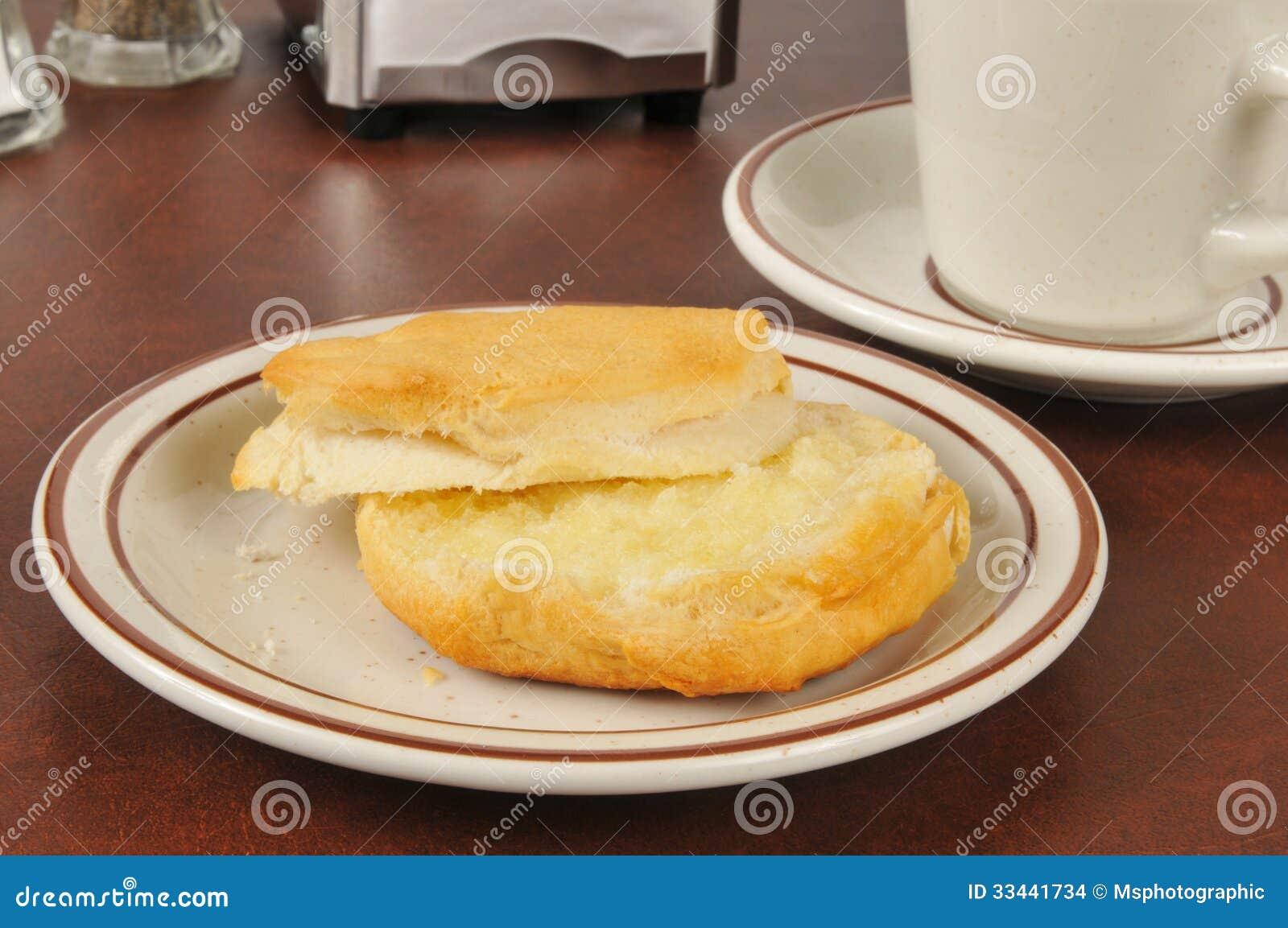 Vers beboterd koekje