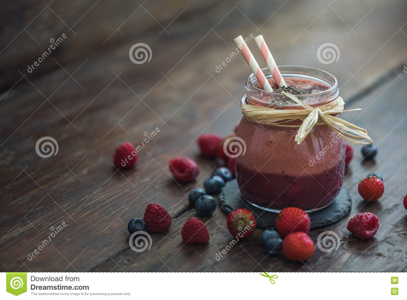 Vers Berry Fruit Smoothie
