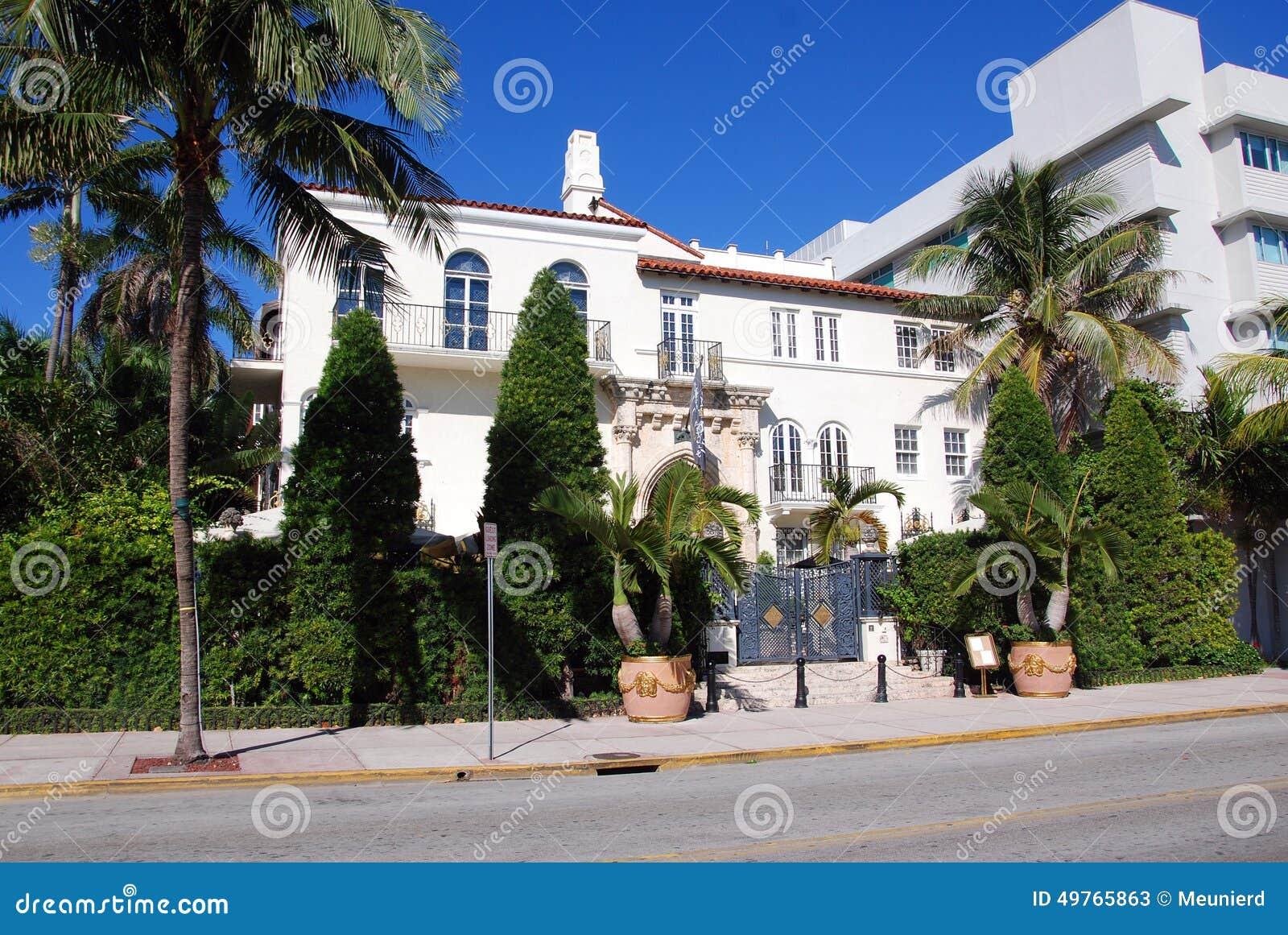 Miami South Beach Versace Mansion