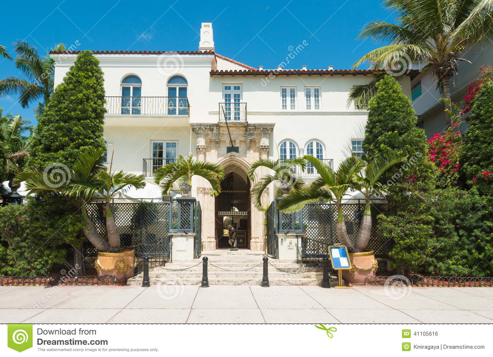 Versace Miami Beach Mansion