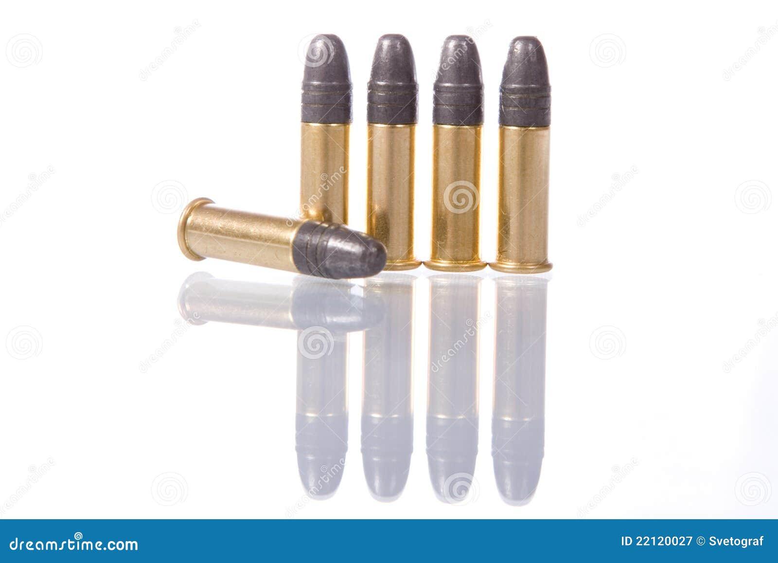 Verscheidene kogels