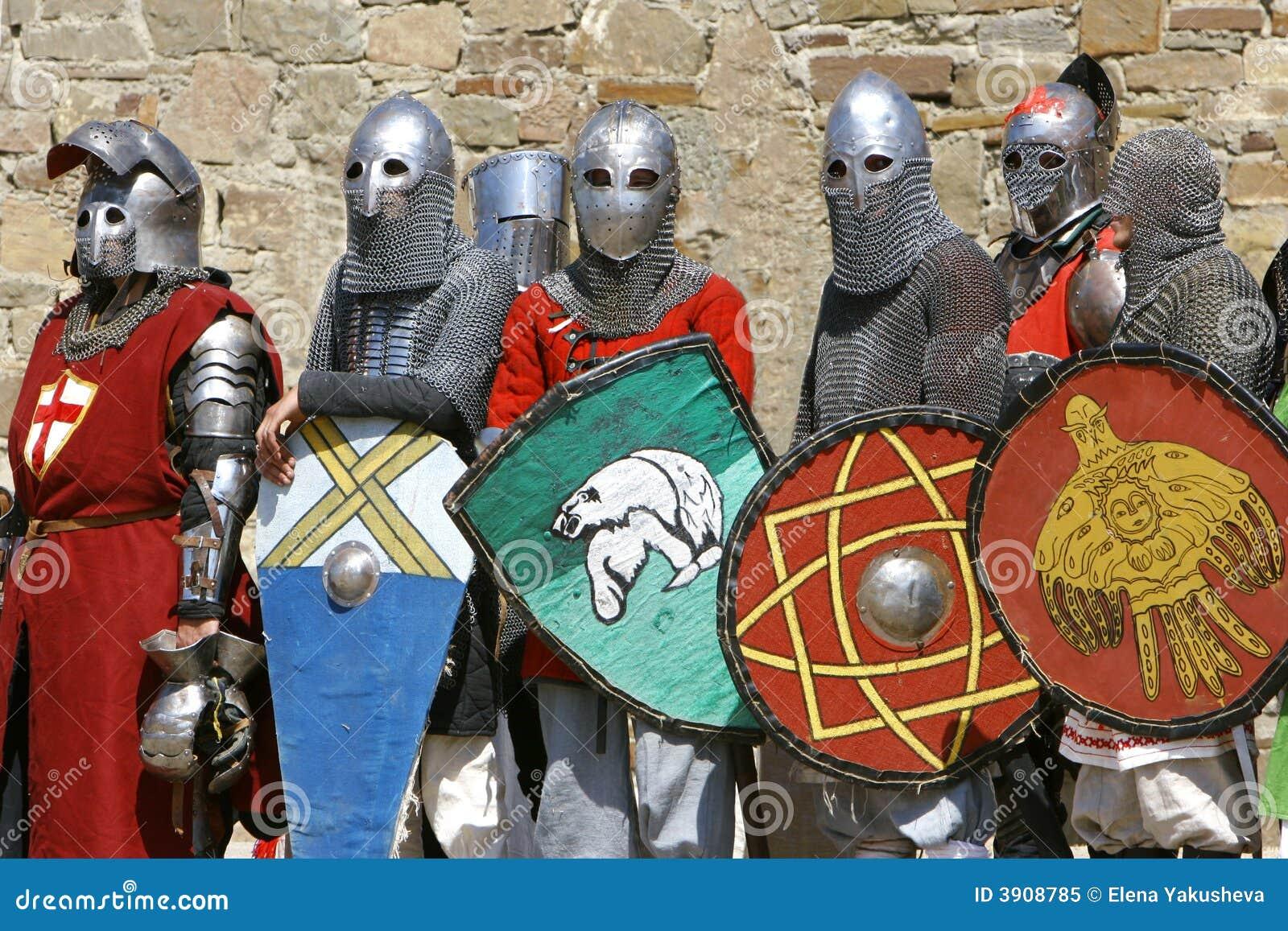 Verscheidene ridders