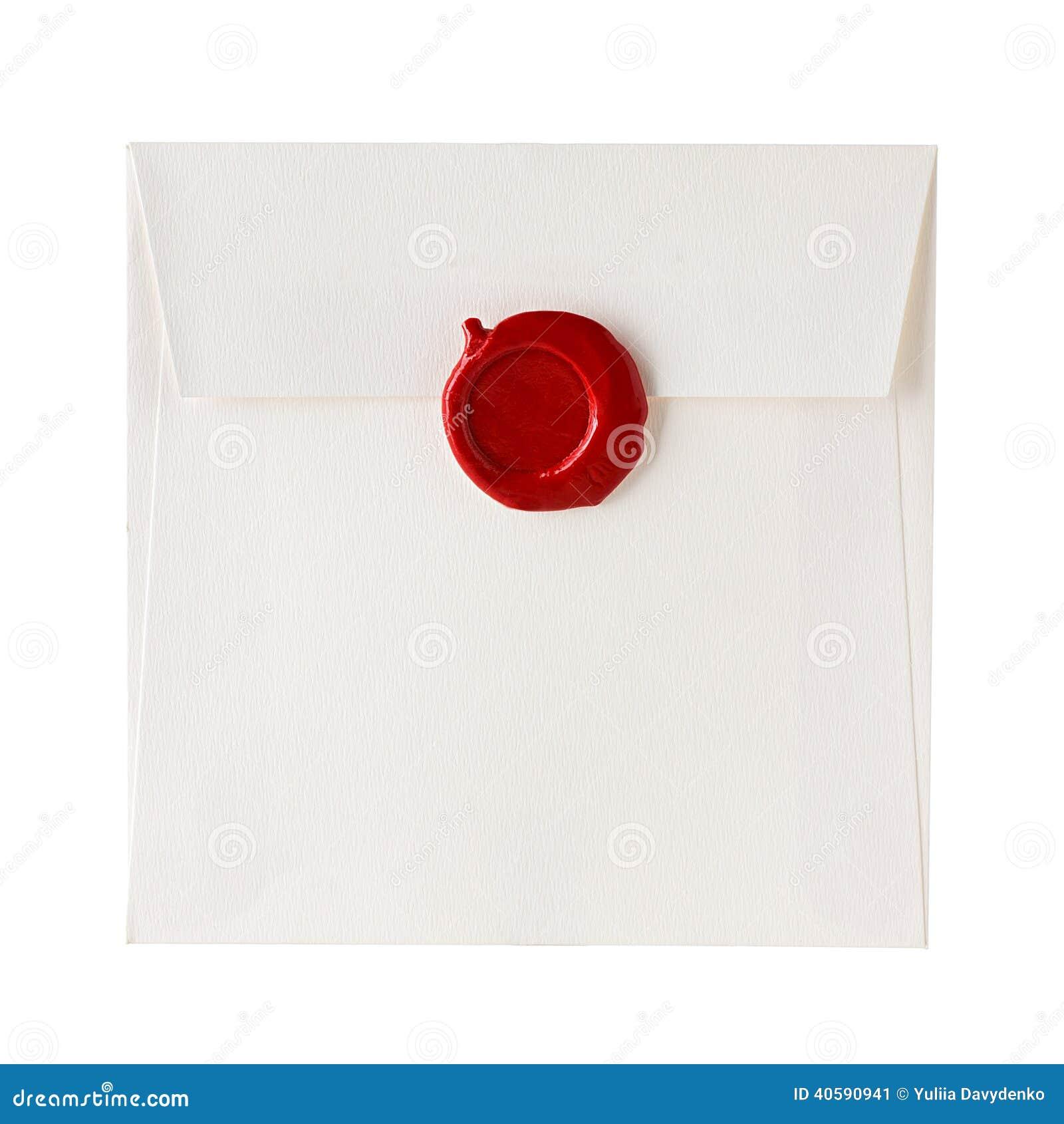 Brief Mit Kerzenwachs Versiegeln : Verschicken sie den umschlag oder brief die mit