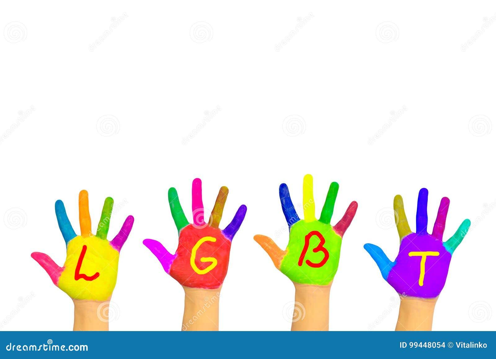 Verschiedenartigkeit, Vielzahl und LGBT-Gemeinschaftskonzept