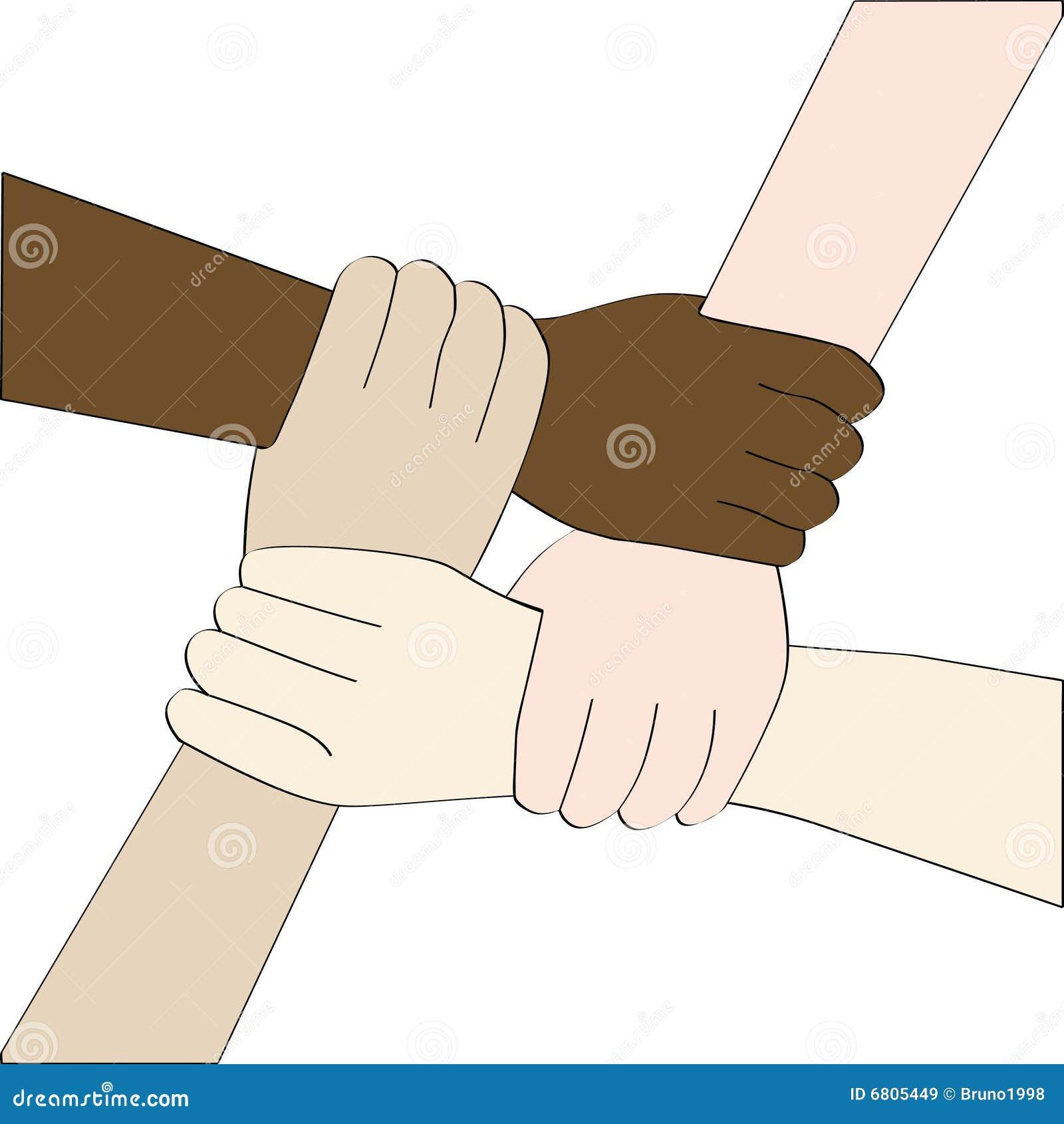 Verschiedenartigkeithände (getrennt)