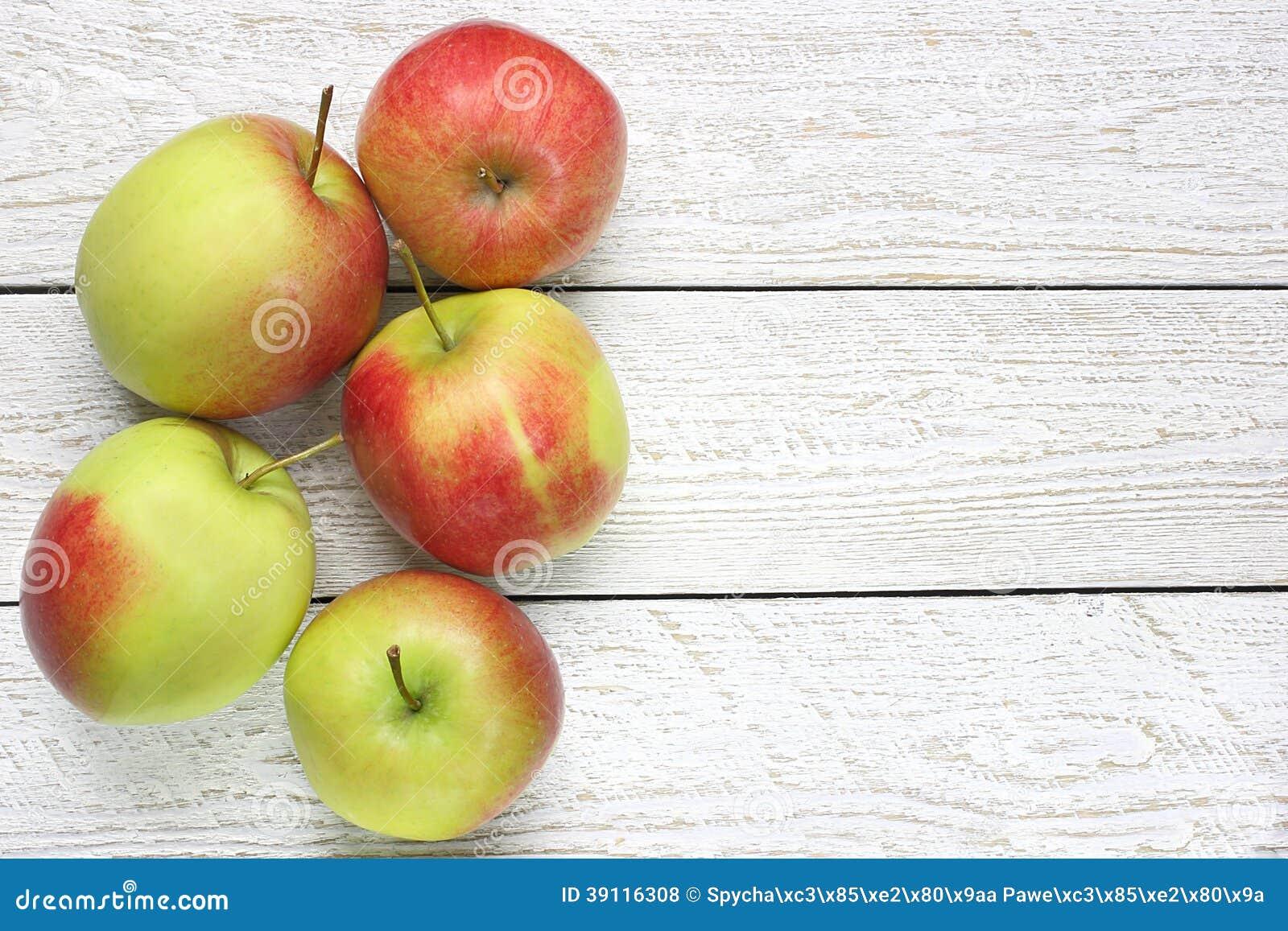 Verse appelen