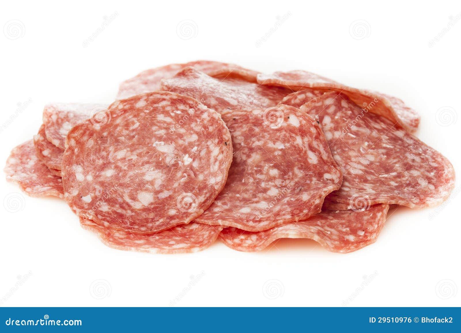 Verse Besnoeiings Organische Salami