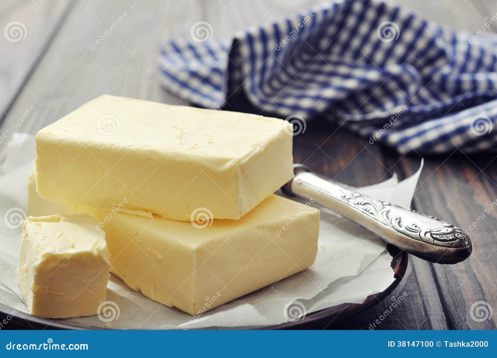 Verse boter