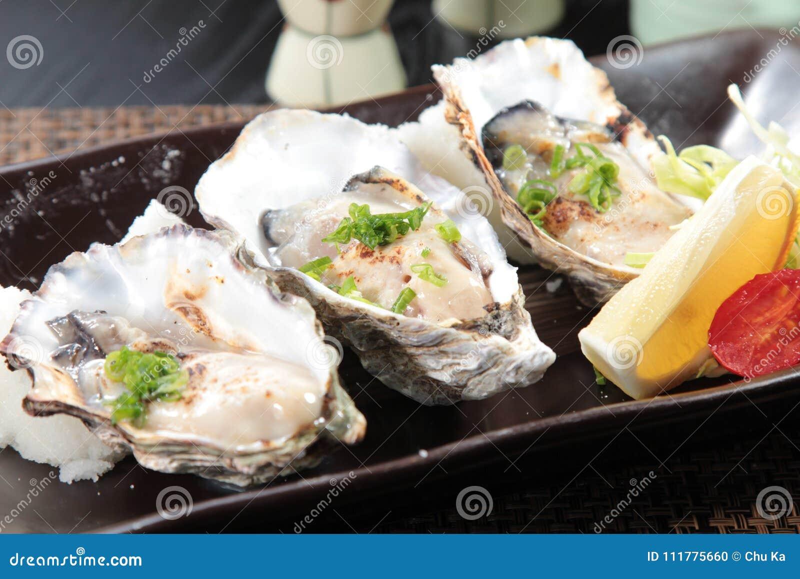 Verse en smakelijke zeevruchtenkeuken