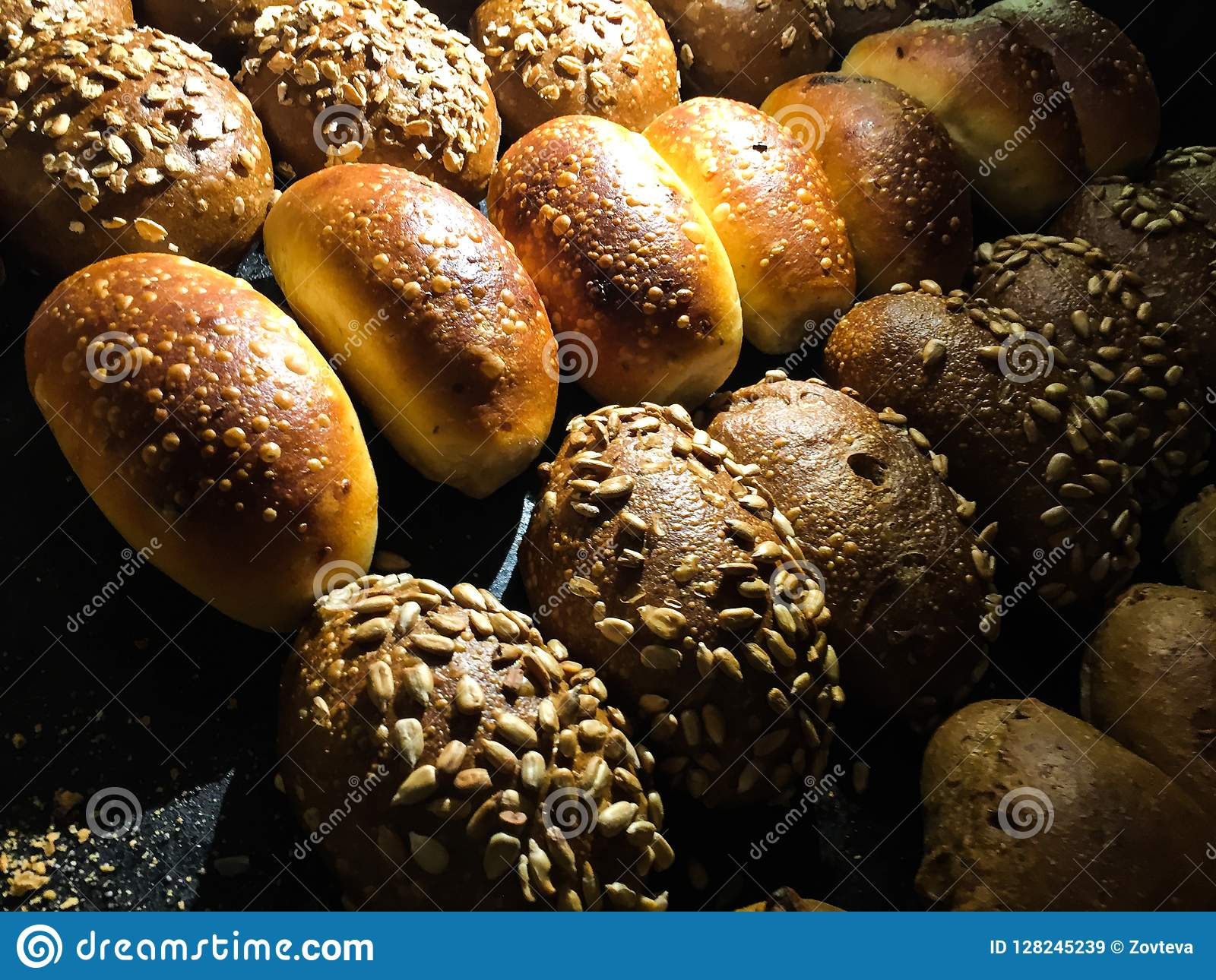 Verse Gebakken Broodjes