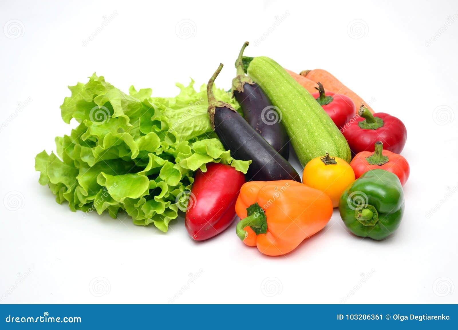 Verse product-groenten vegetables