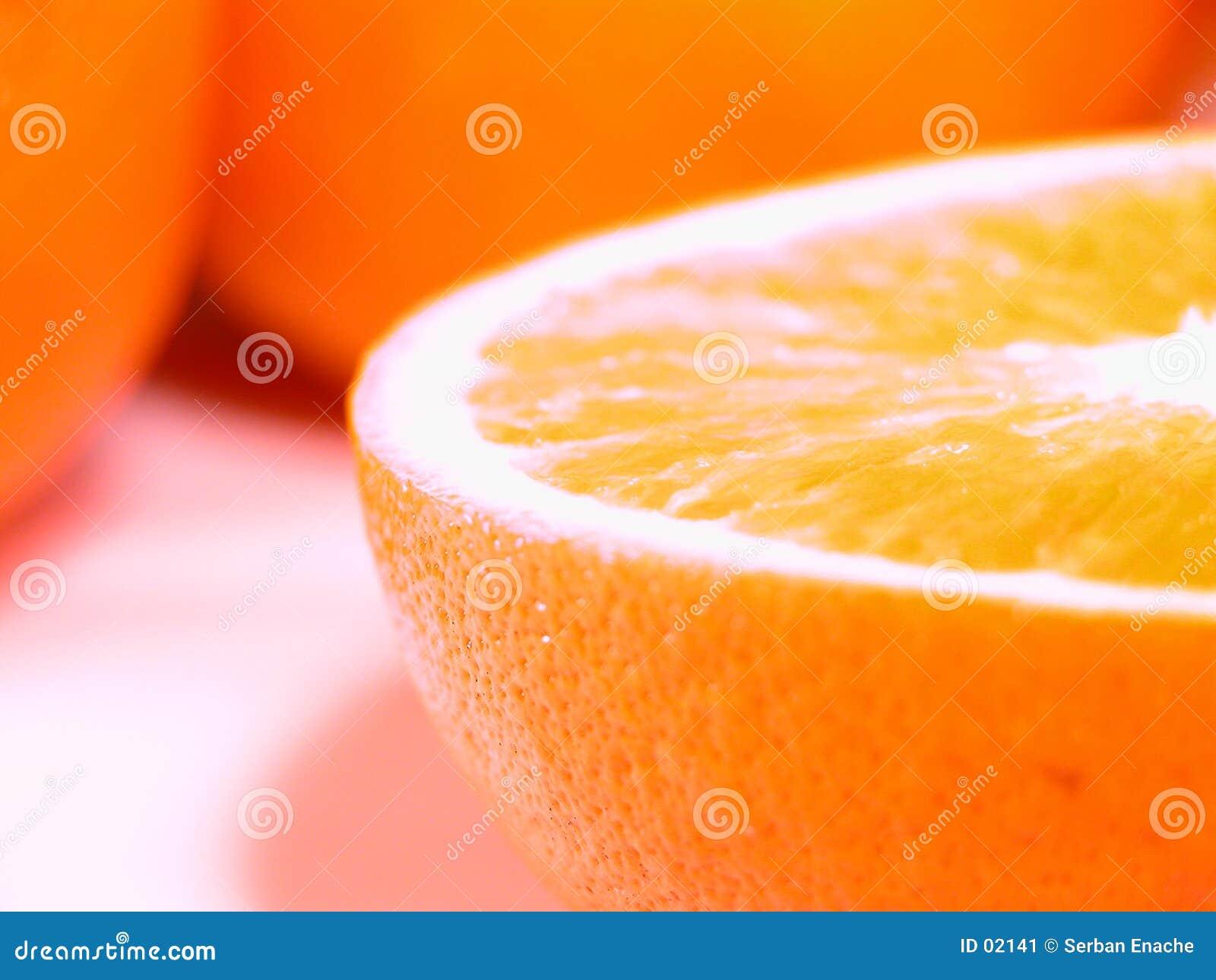 Verse sinaasappelen