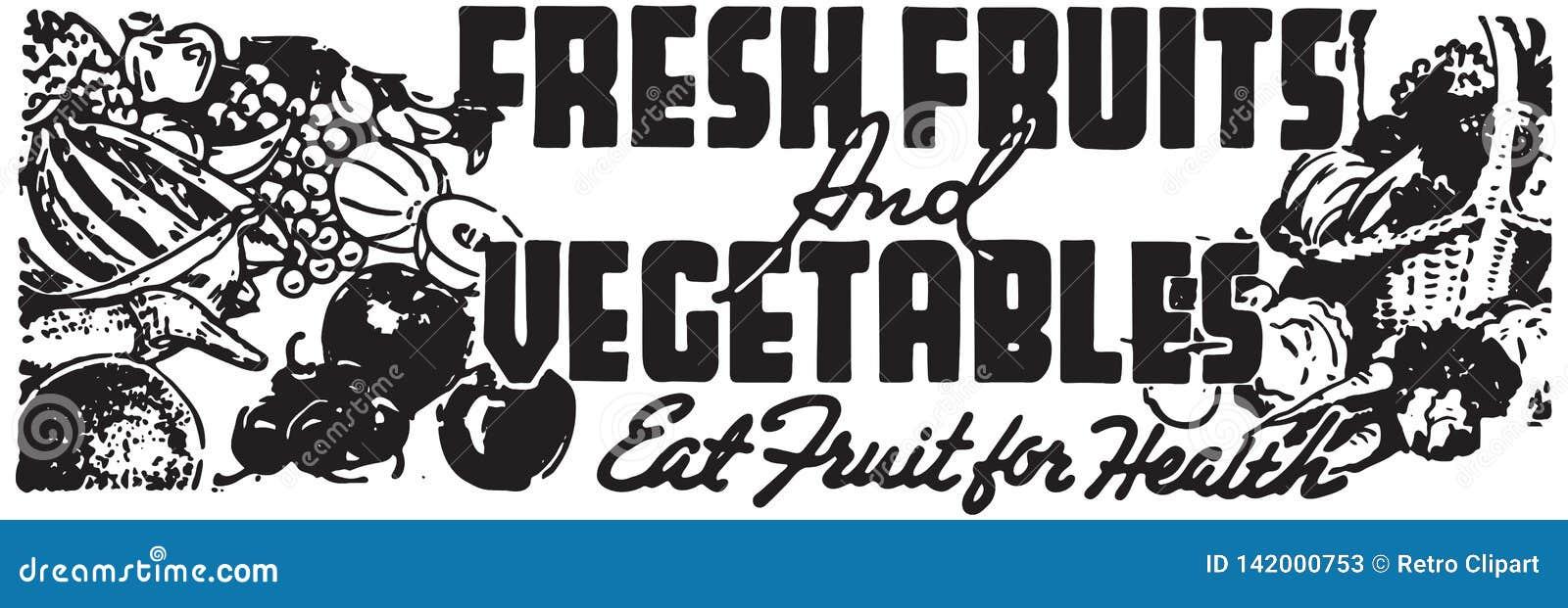 Verse Vruchten en Groenten 2