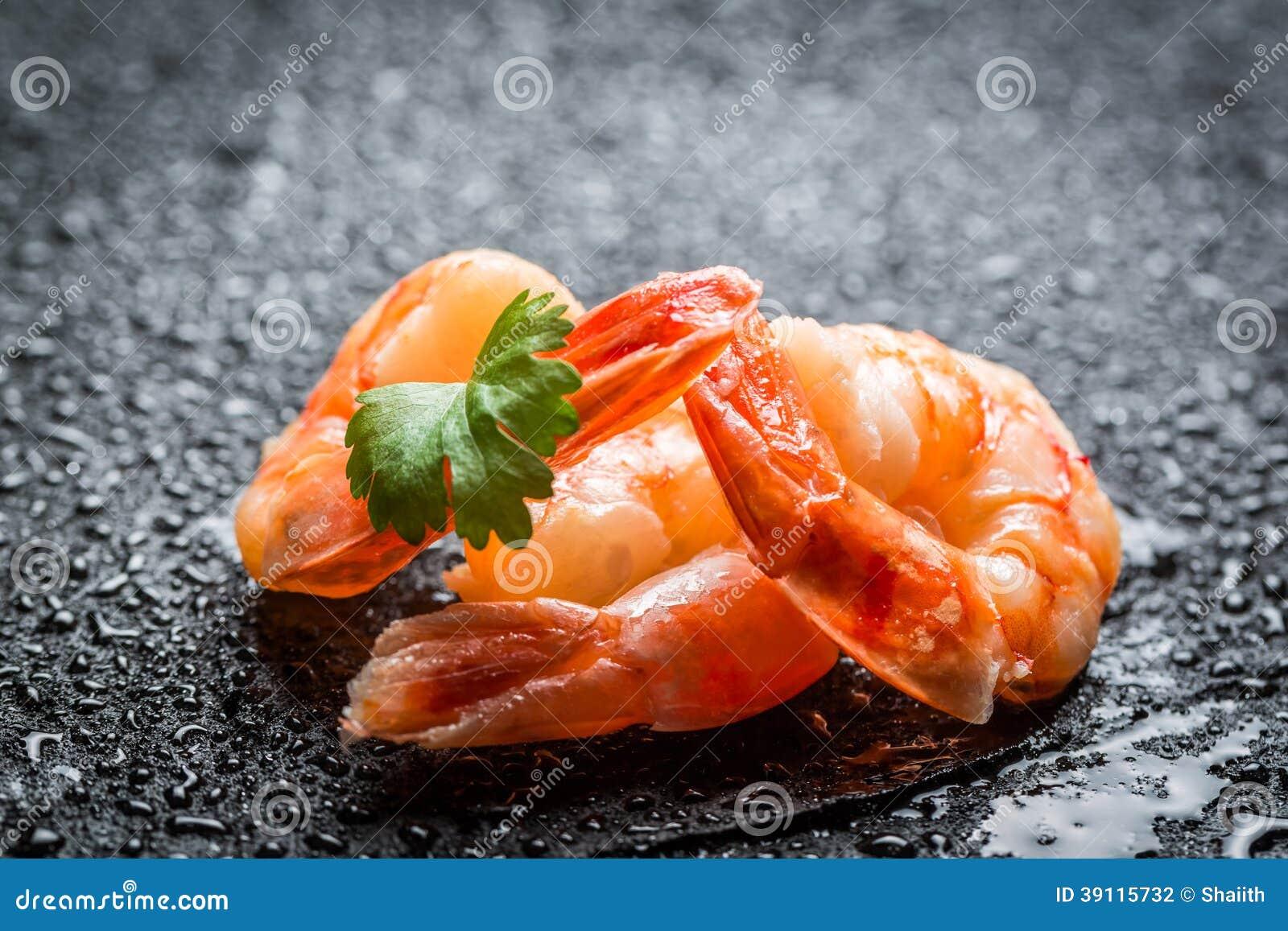 Verse zeevruchten