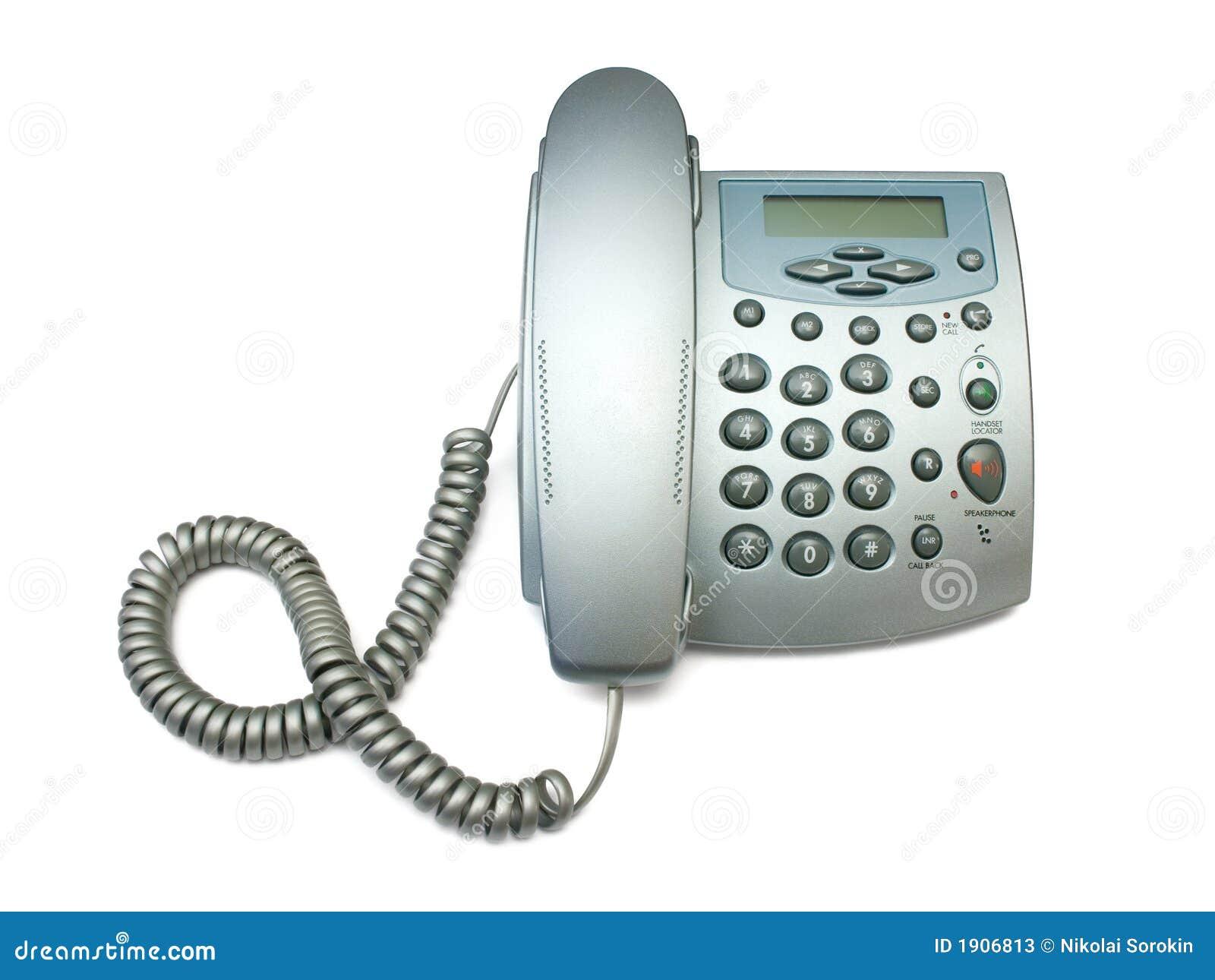 versilbern sie modernes telefon stockbild - bild von kontakte