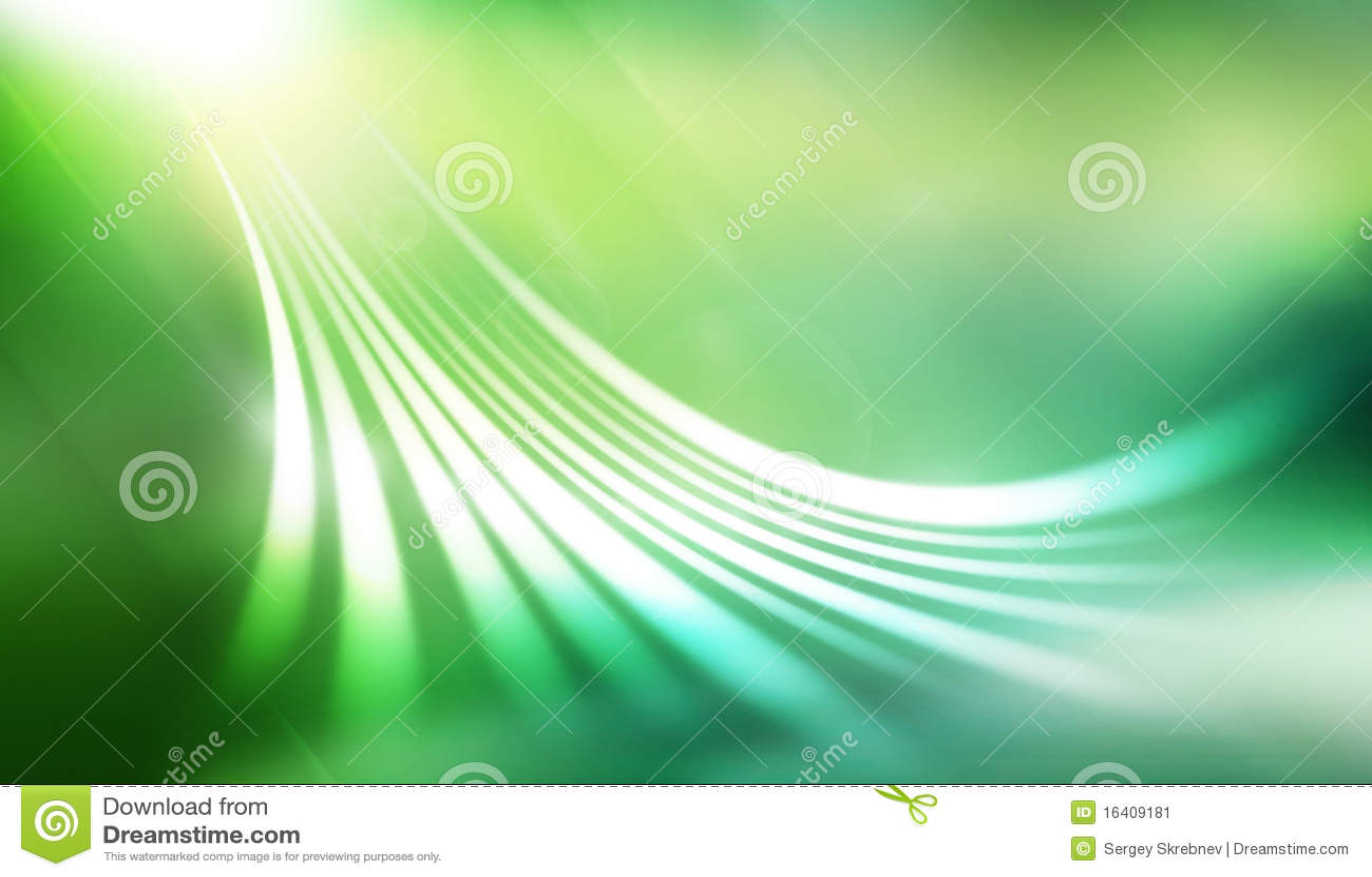 Vert abstrait de fond