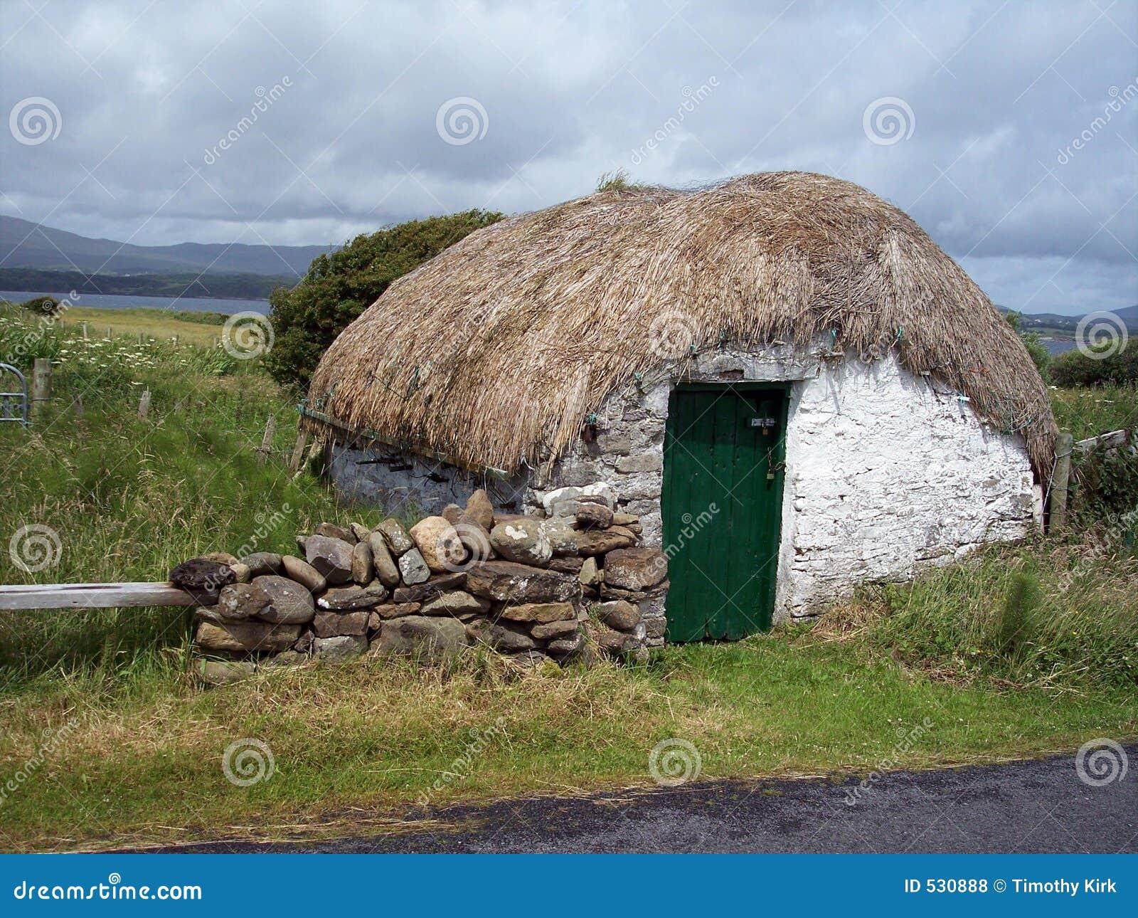 Vertente Thatched, Donegal, Ireland