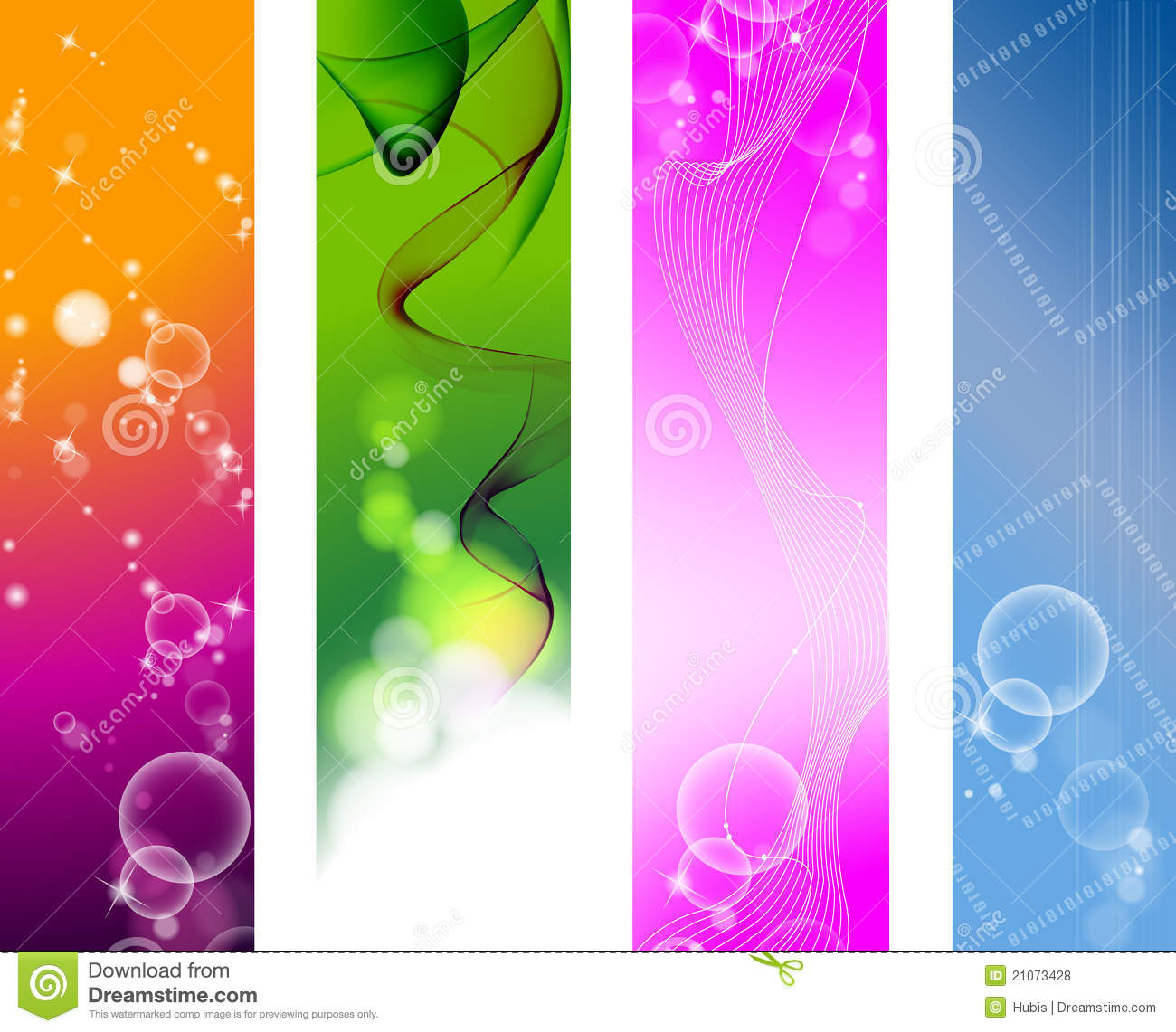 Vertical Banner Royalty Free Stock Photos Image 21073428