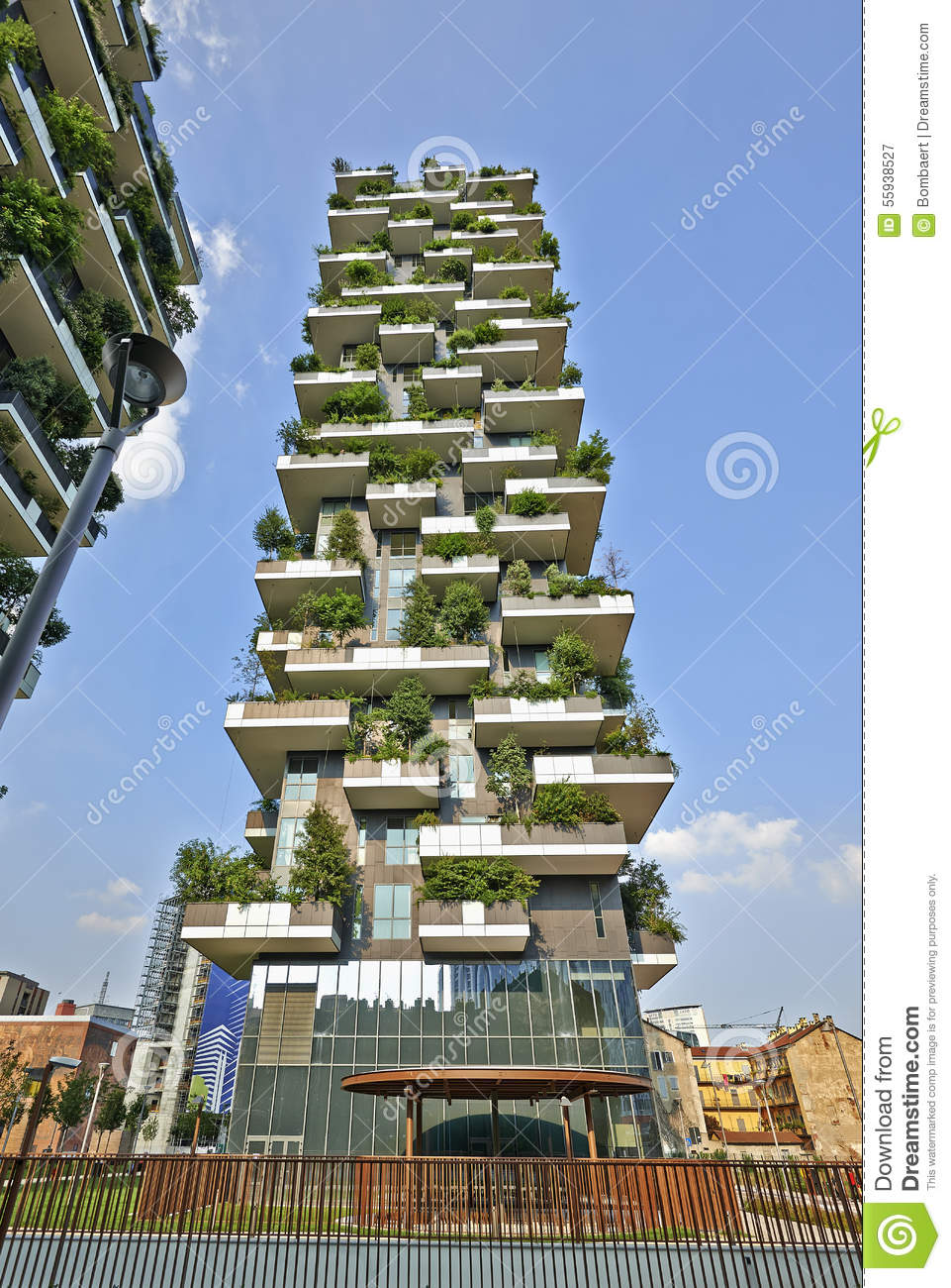 Vertical Forest Apartment Building In The Porta Nuova Area ... | 961 x 1300 jpeg 236kB