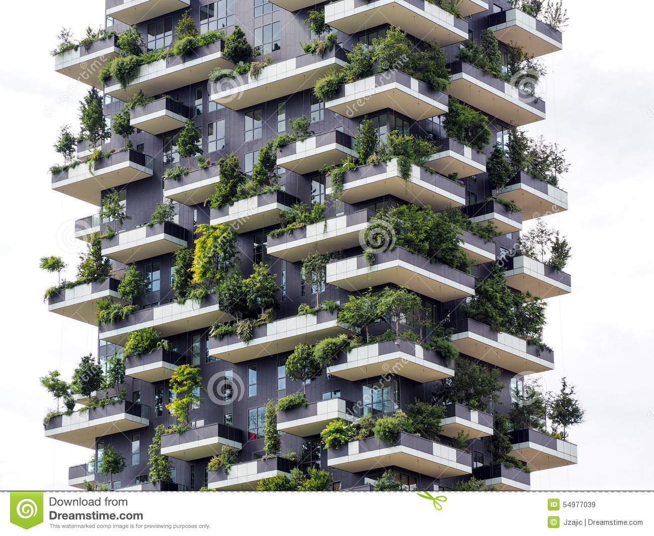 Vertical Forest Building United States