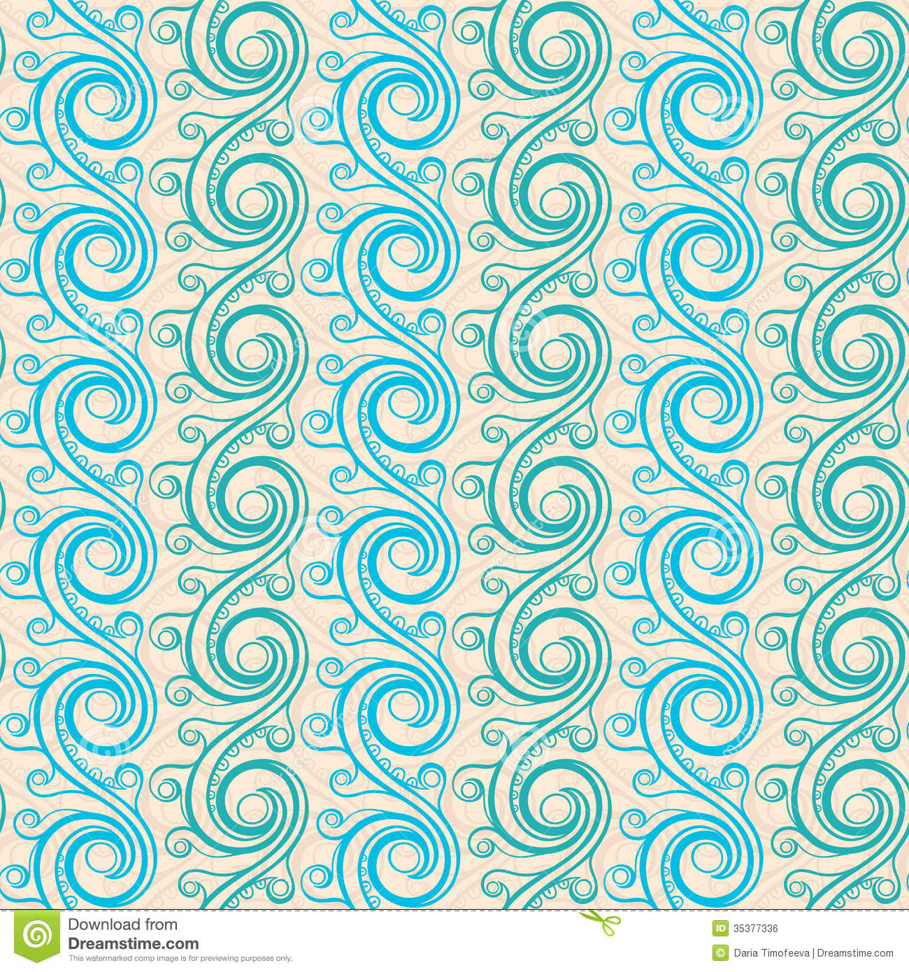 turquoise swirls design wallpapers - photo #20