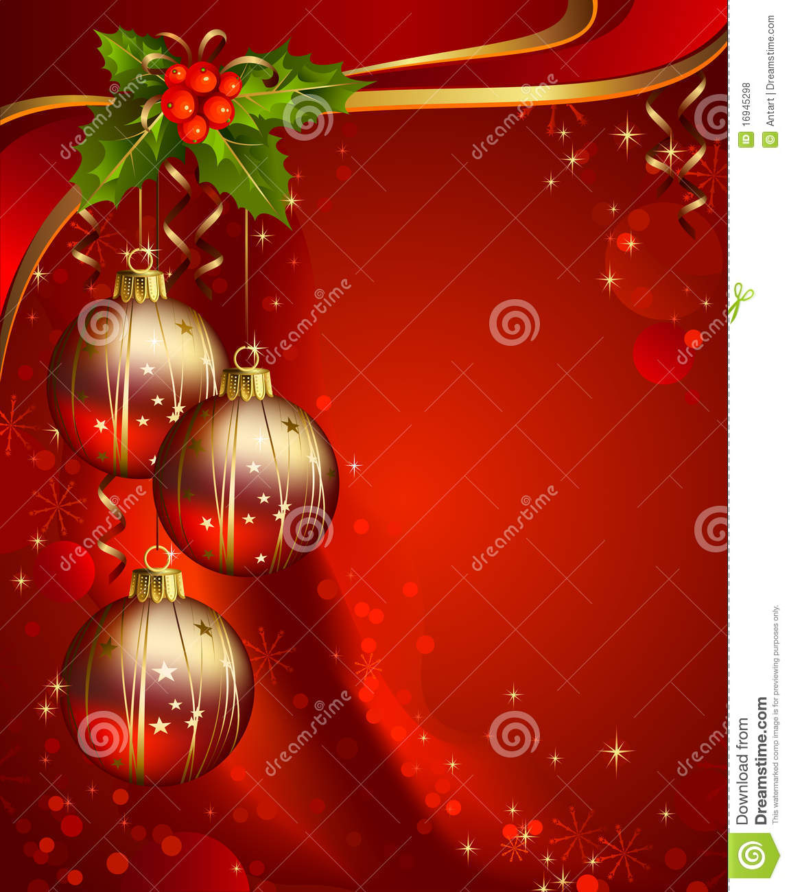 Vertical Red Christmas Backdrop Royalty Free Stock Photos ...