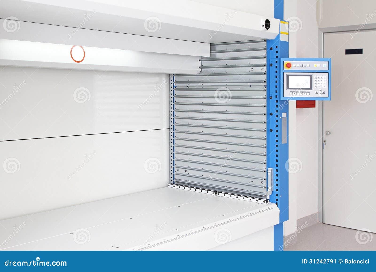Vertical Carousel Web Design