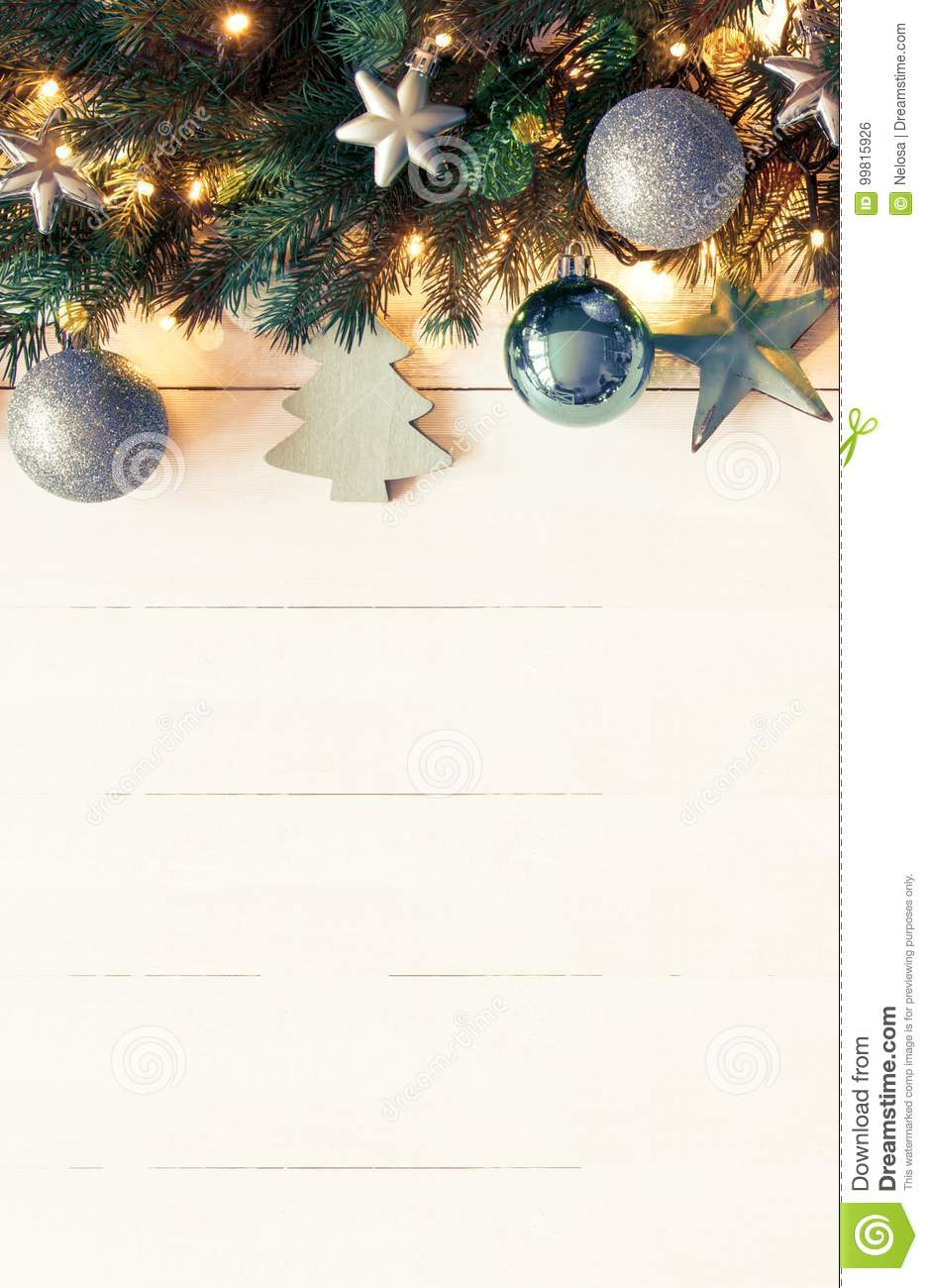 Vertical Turquoise Christmas Banner, Copy Space, Instagram Filter ...