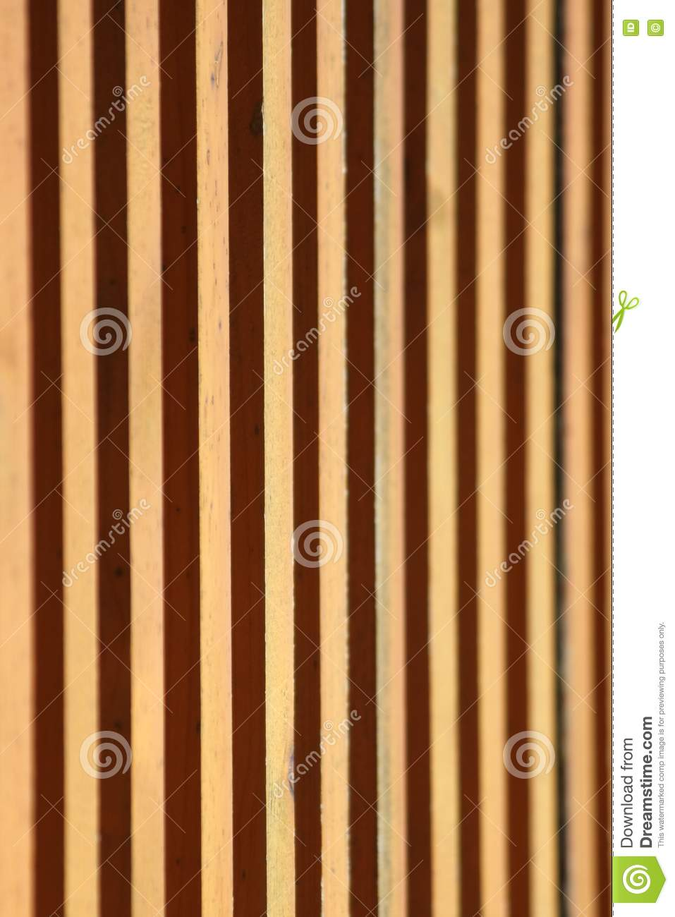 Vertical Wooden Beams Texture Stock Image Image Of Decor